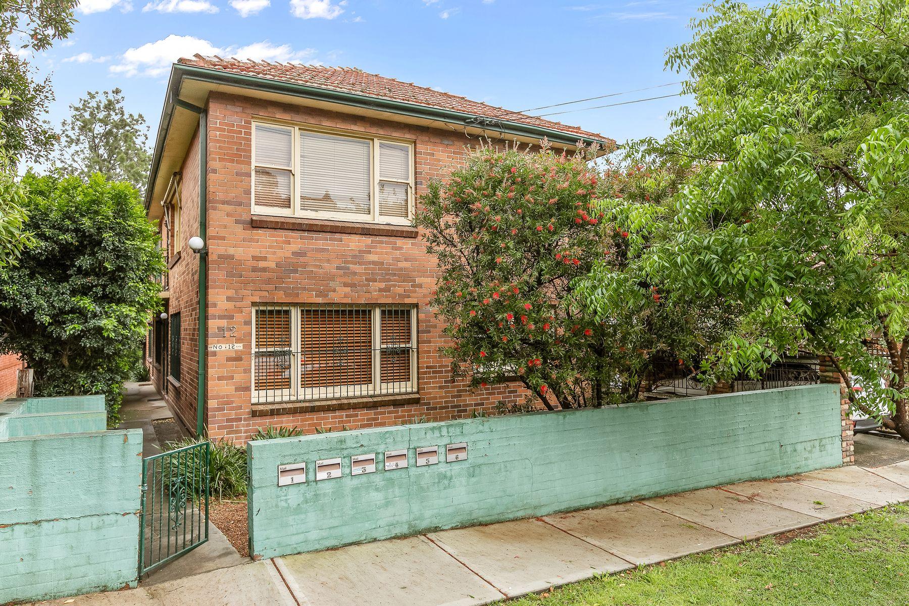 6/12 George Street, Marrickville, NSW 2204