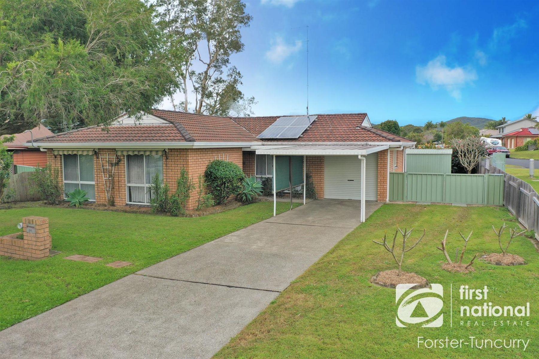 20 Tahiti Avenue, Forster, NSW 2428