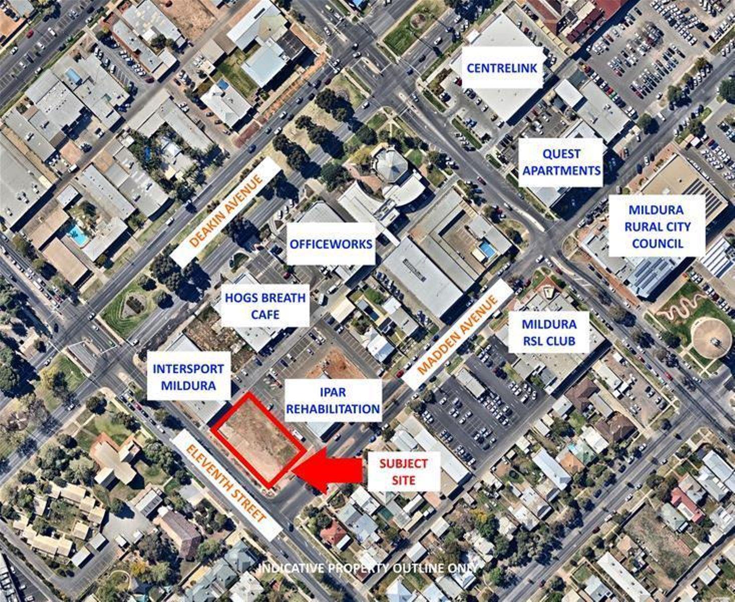 159-163 Madden  Avenue, Mildura, VIC 3500
