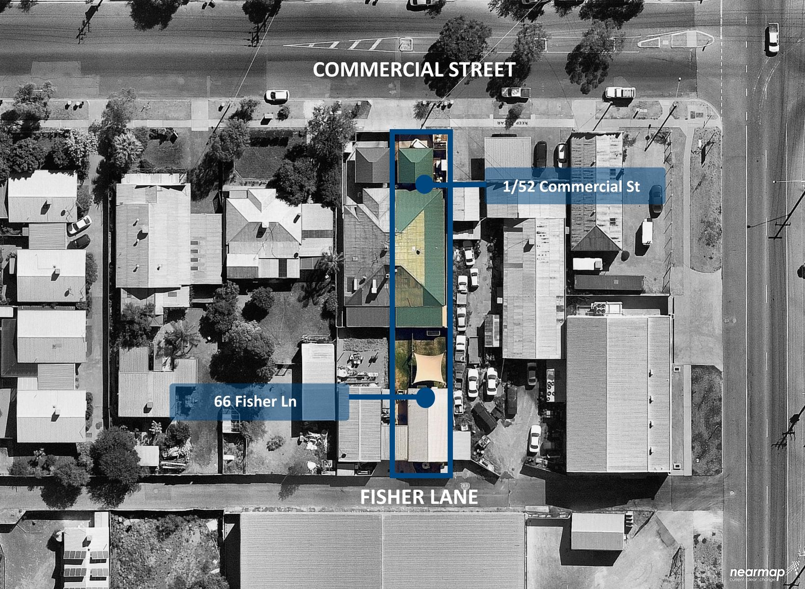 1/52 Commercial Street & 66 Fisher Lane, Merbein, VIC 3505