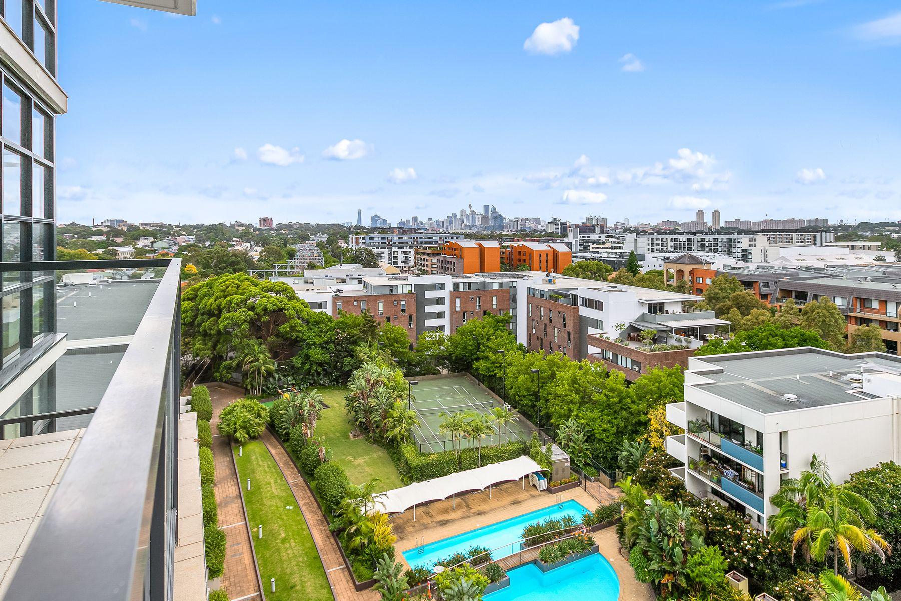 901/221 Sydney Park Road, Erskineville, NSW 2043