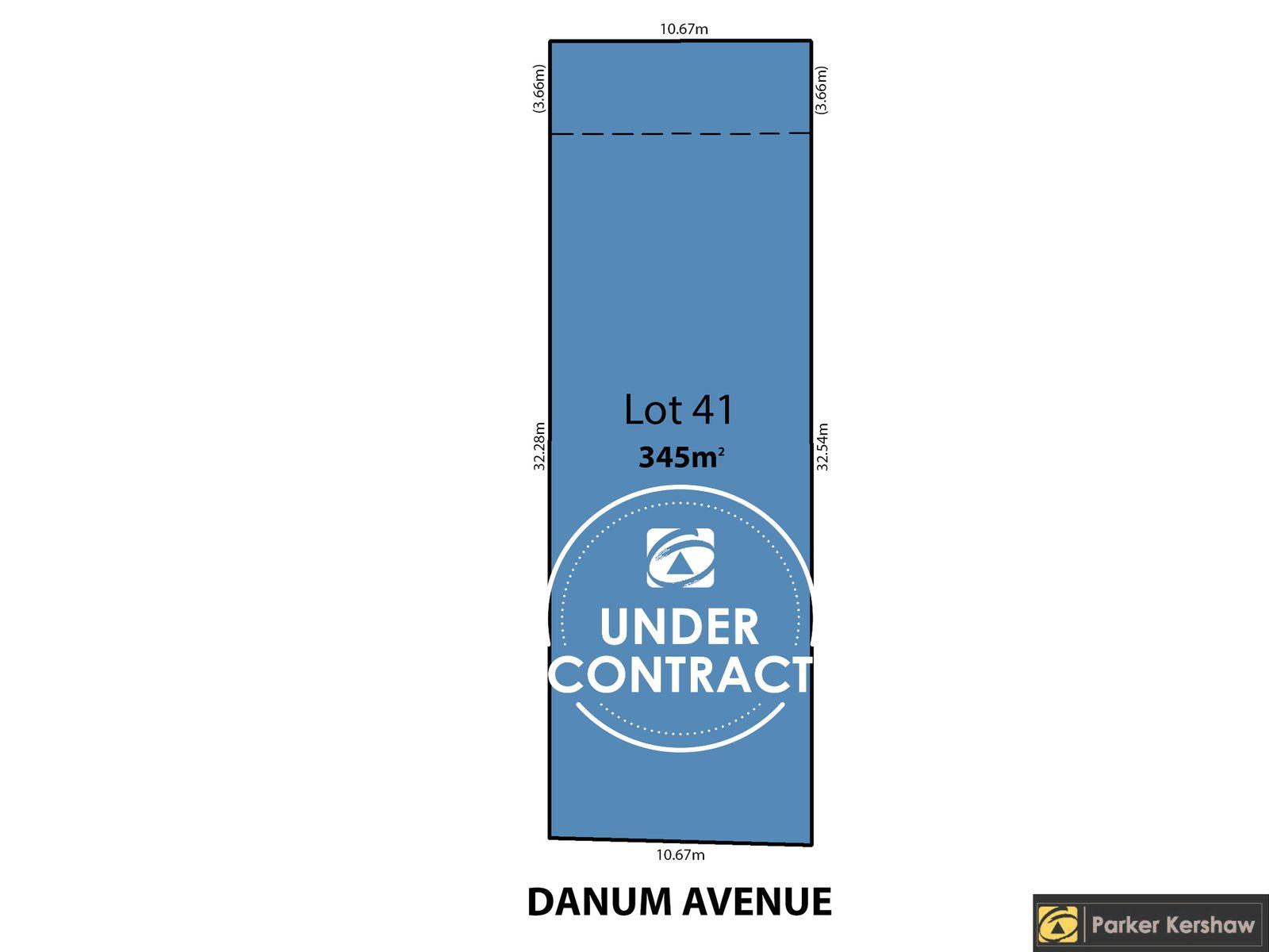 LOT 41 /10 Danum Avenue, Ingle Farm, SA 5098