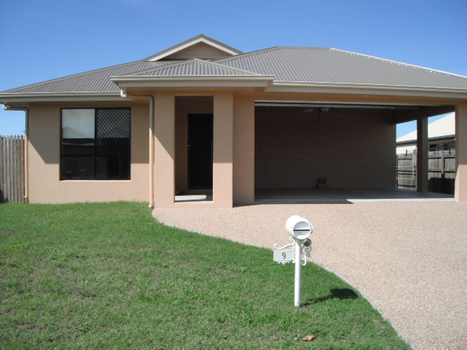 9 Lashmar Crescent, Deeragun, QLD 4818