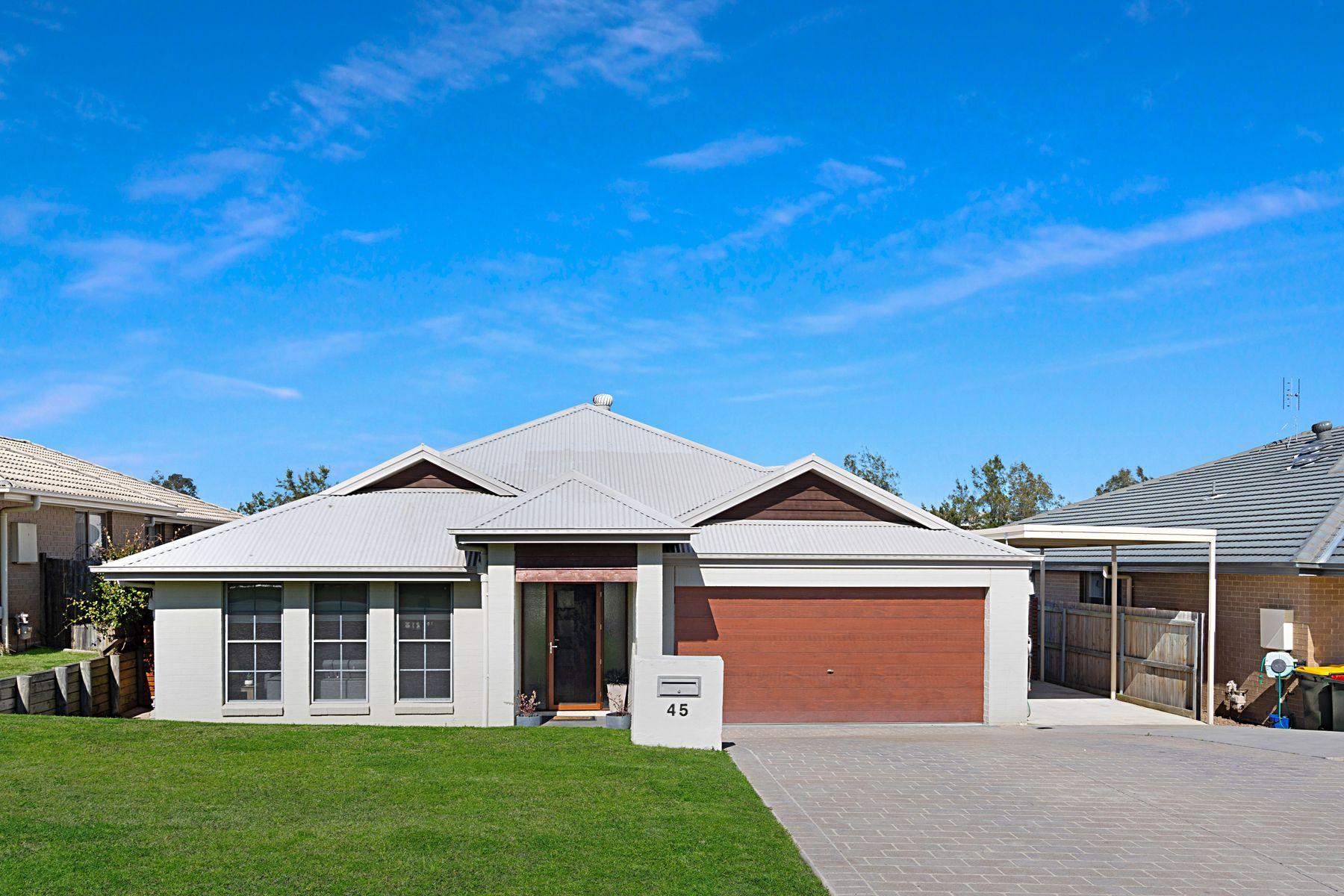45 Birch Grove, Aberglasslyn, NSW 2320