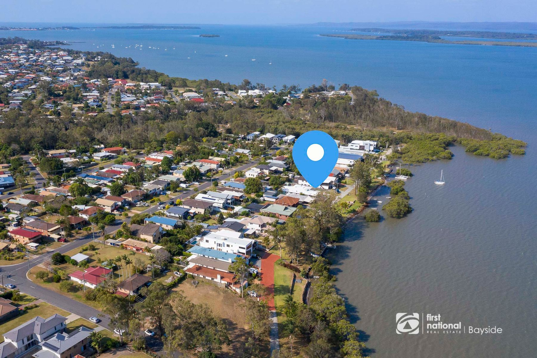 7A Waterfront Easement, Redland Bay, QLD 4165