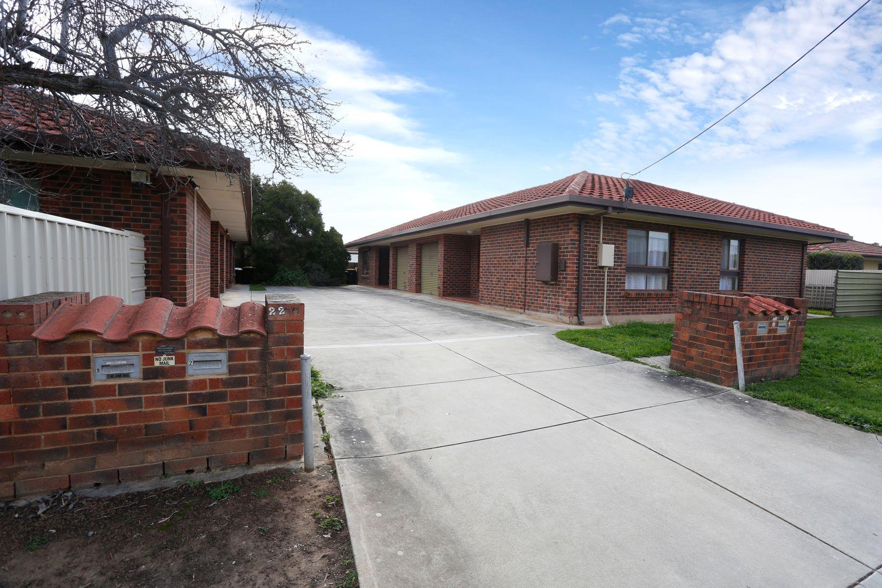 3/22 Chapel Street, Campbelltown, SA 5074