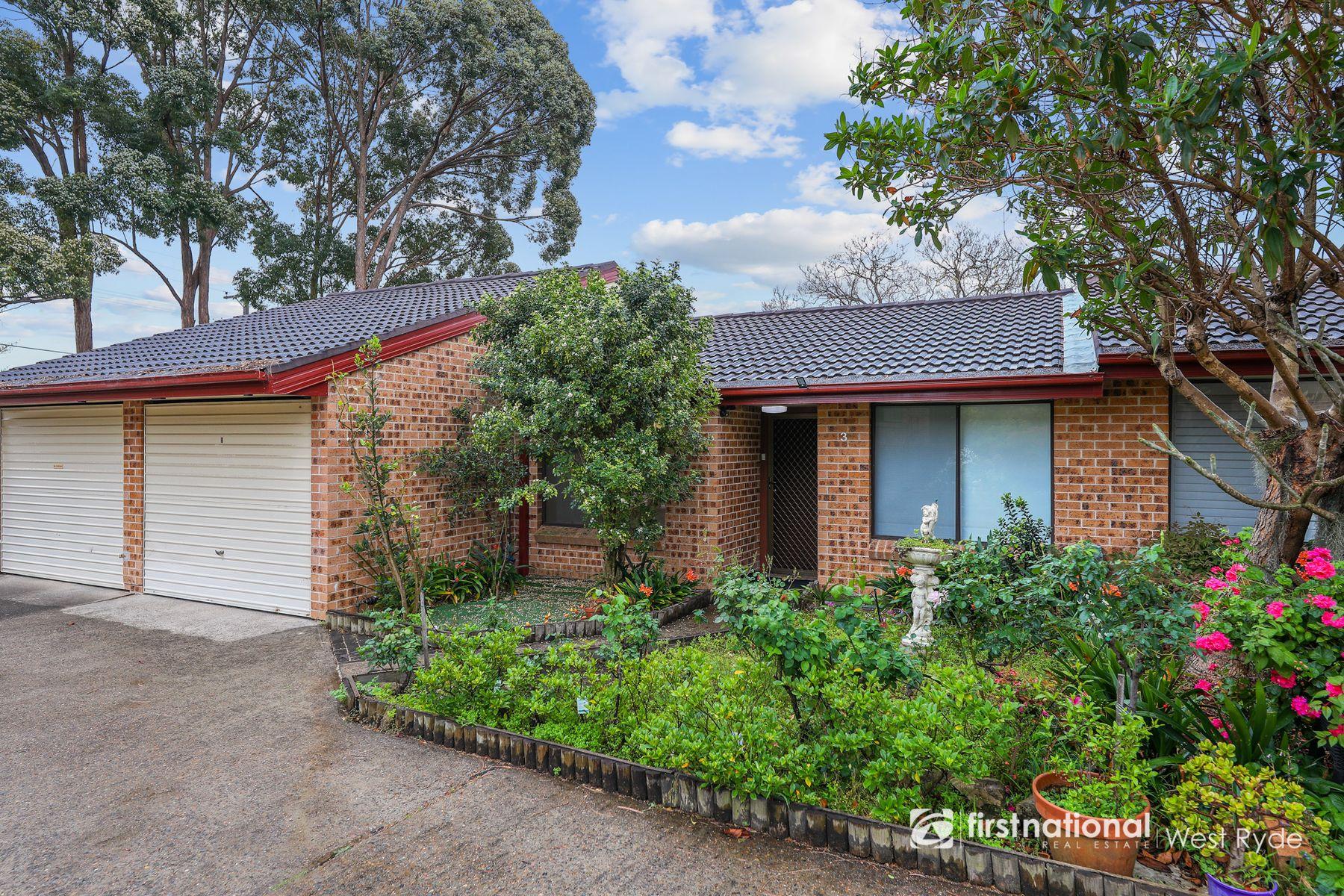 3/4-10 Quarry Road, Dundas Valley, NSW 2117