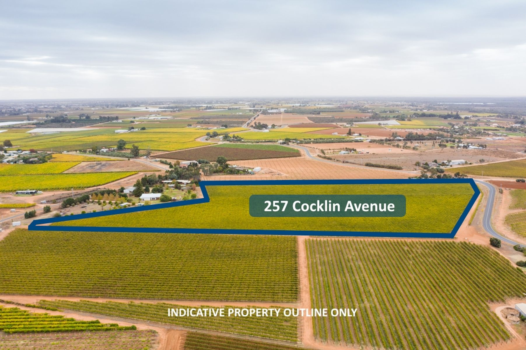 54 Marks Rd, Blk 15 & 257 Cocklin Ave & 121 Azolia St, Red Cliffs, VIC 3496