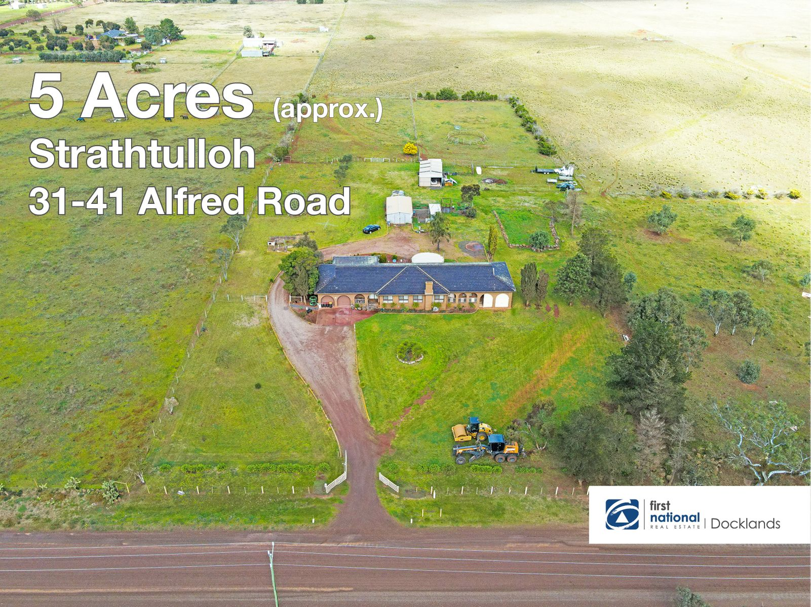 31-41 Alfred Road, Strathtulloh, VIC 3338