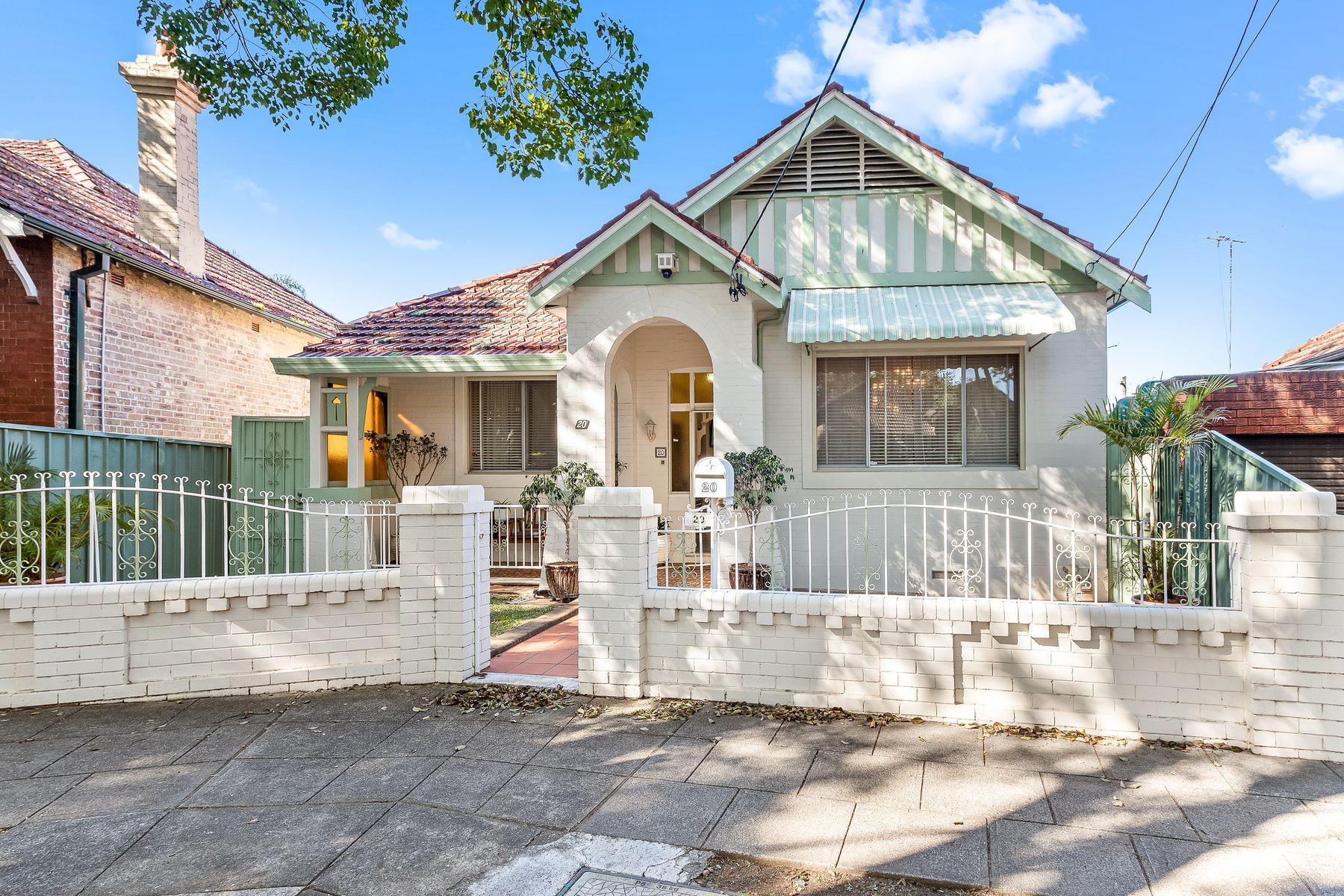 20 David Street, Marrickville, NSW 2204