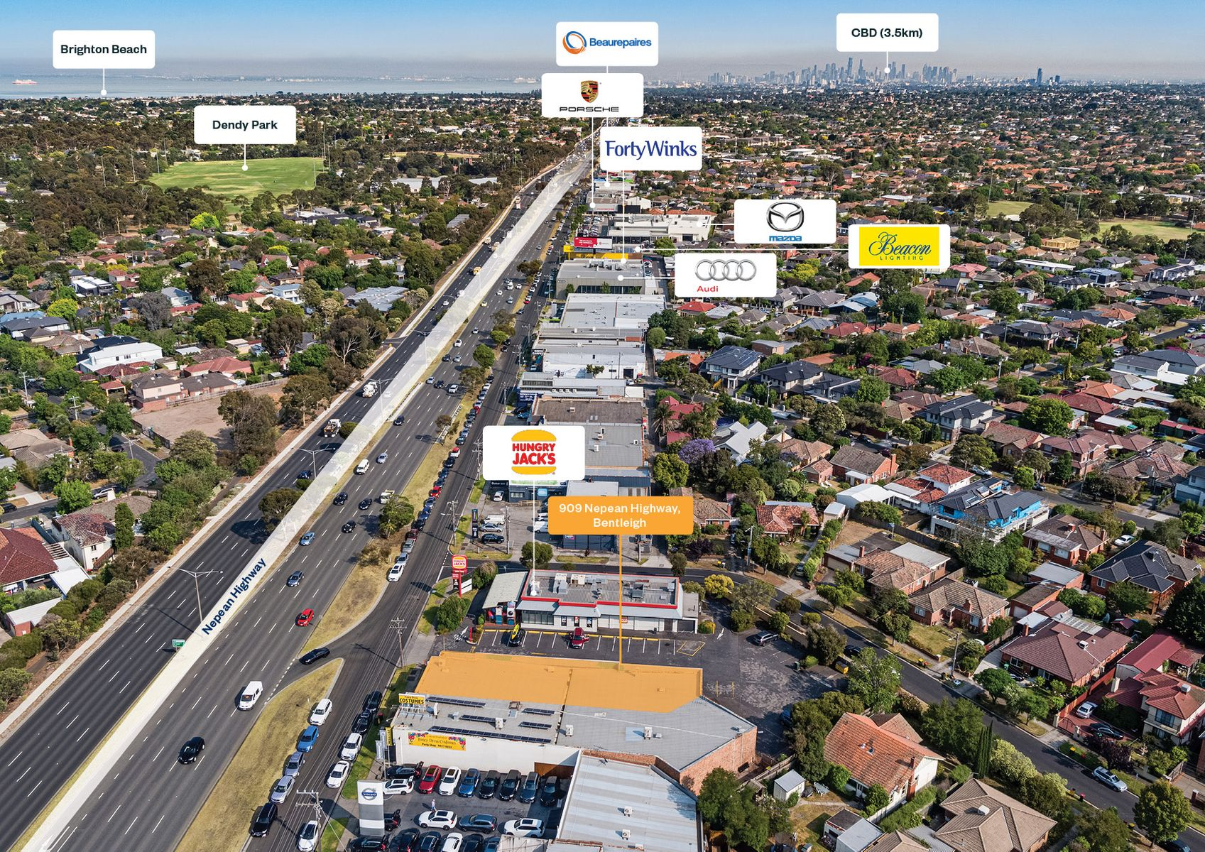 TC0143 909 Nepean Highway, Bentleigh MarkUp 0022 V3