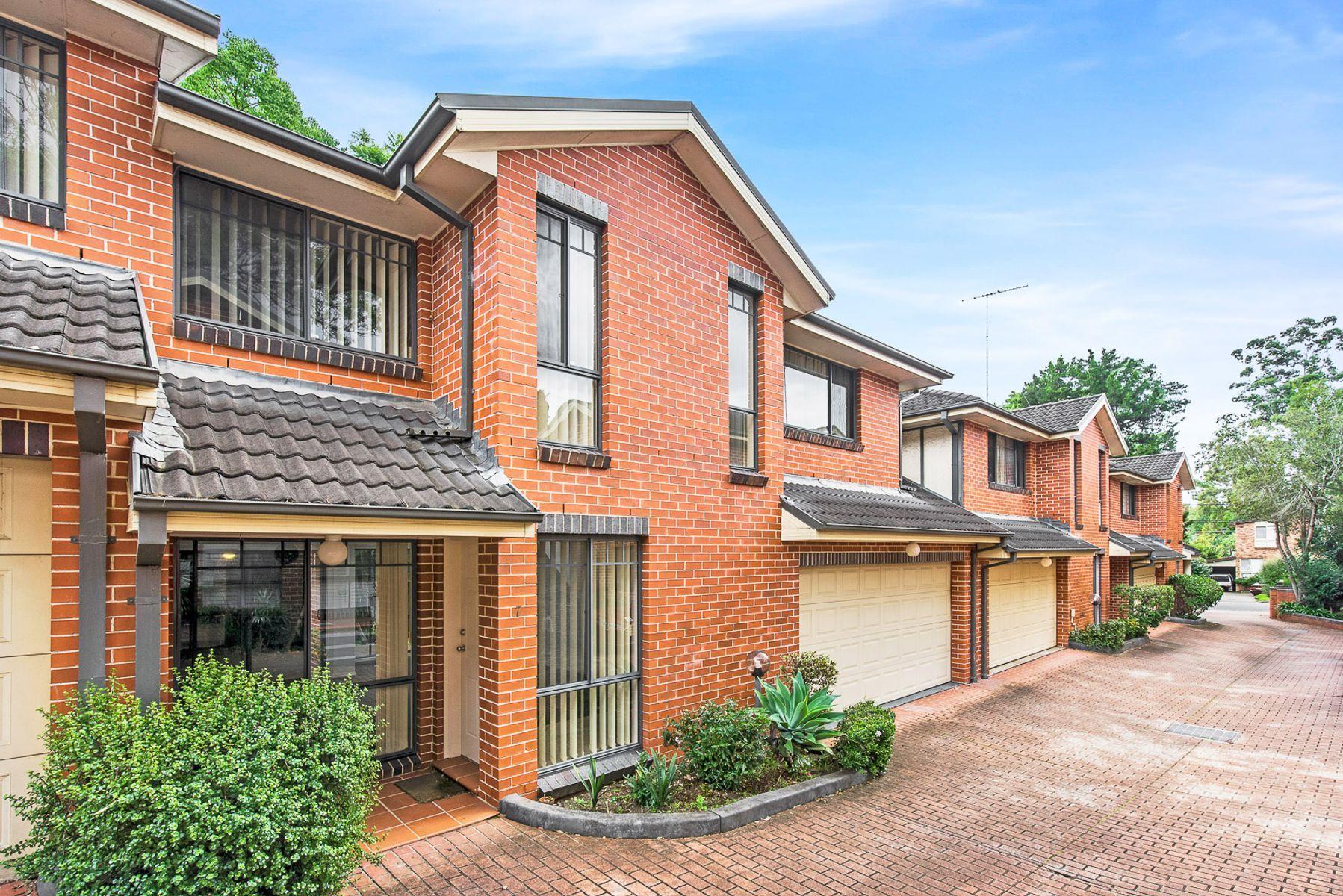 7/17 Parsonage Road, Castle Hill, NSW 2154