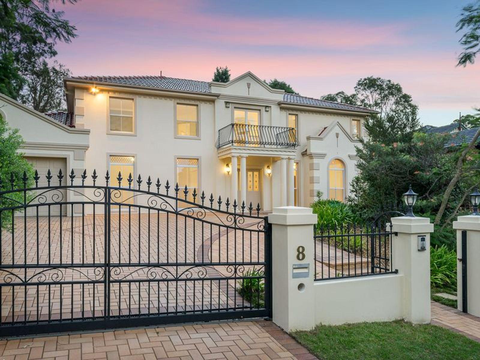 8 Reynolds Street, Pymble, NSW 2073