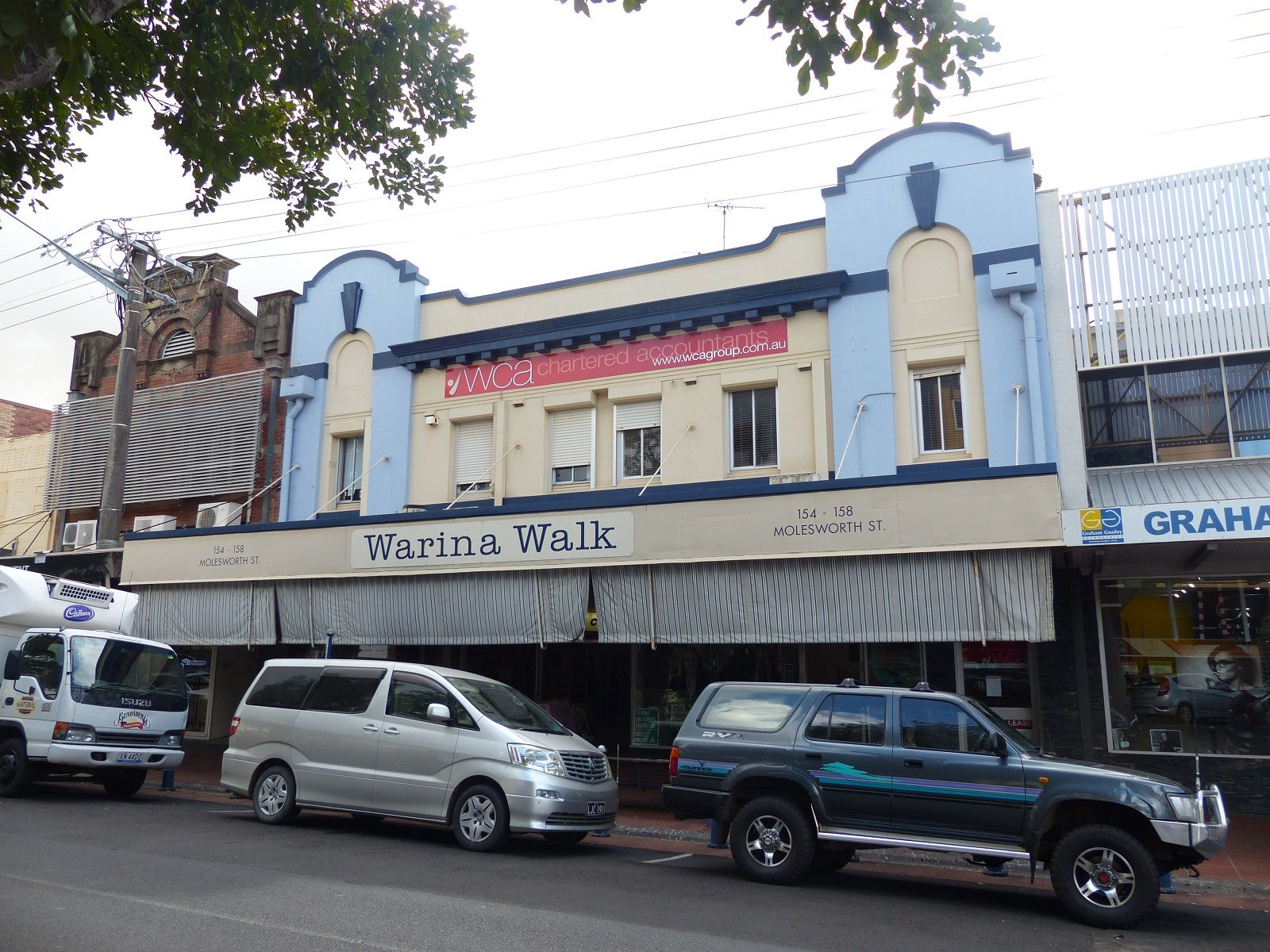 Shops 1,2,3/154 Molesworth Street, Lismore, NSW 2480