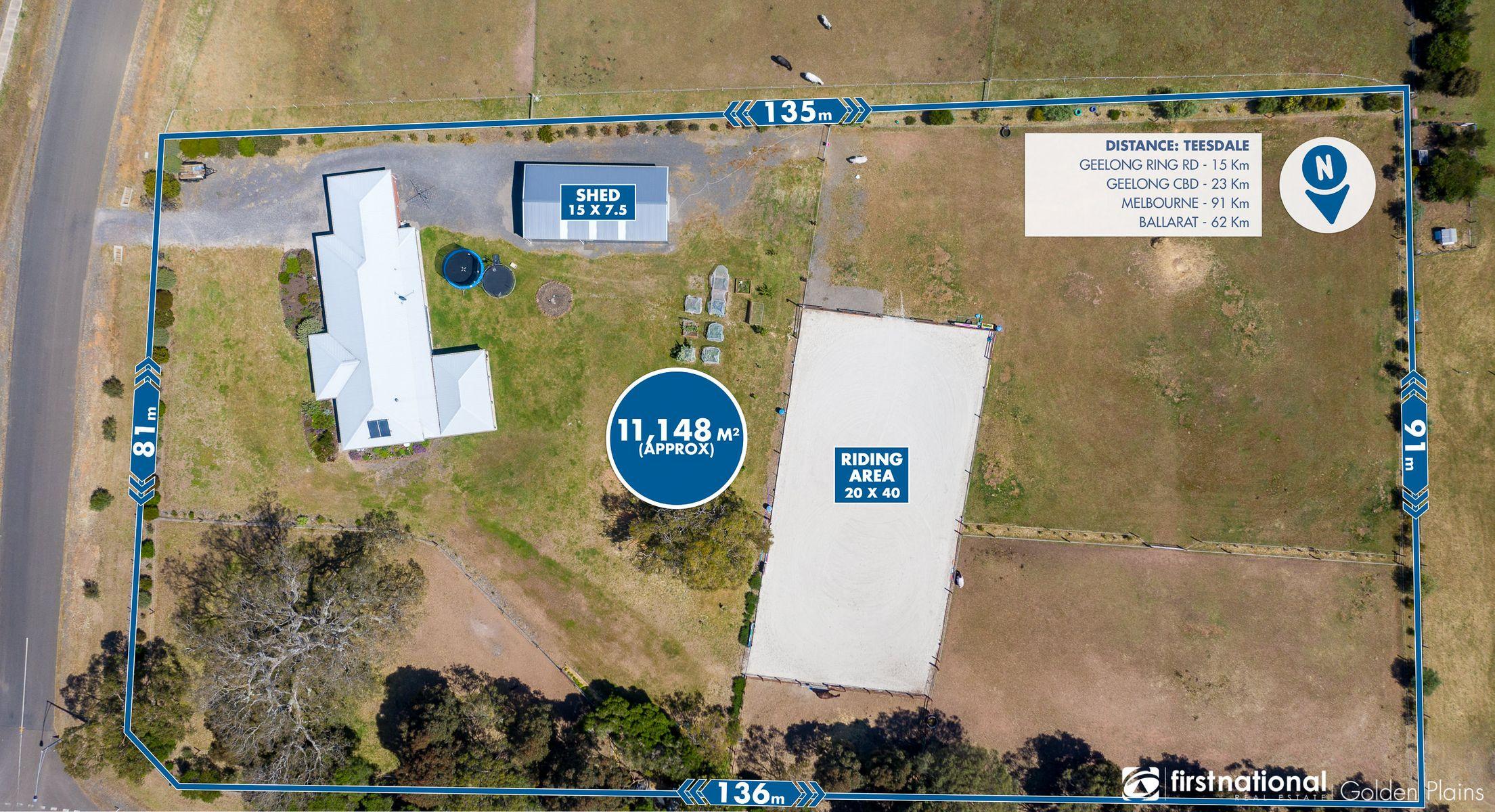 8 Lomandra Drive, Teesdale, VIC 3328