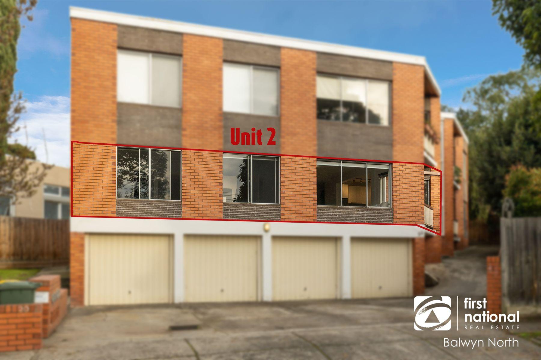 2/20 Spruzen Avenue, Kew East, VIC 3102