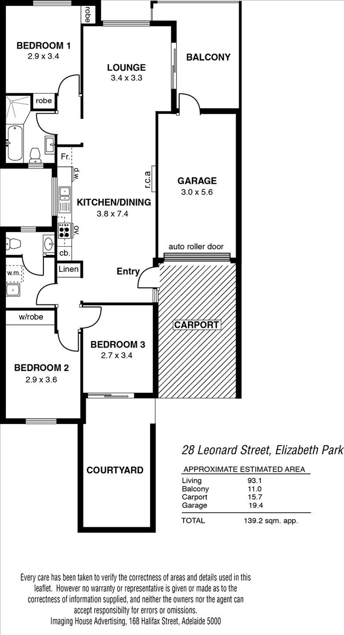 8a & 8b Trafalgar Drive & 28a & 28b Leonard Street, Elizabeth Park, SA 5113