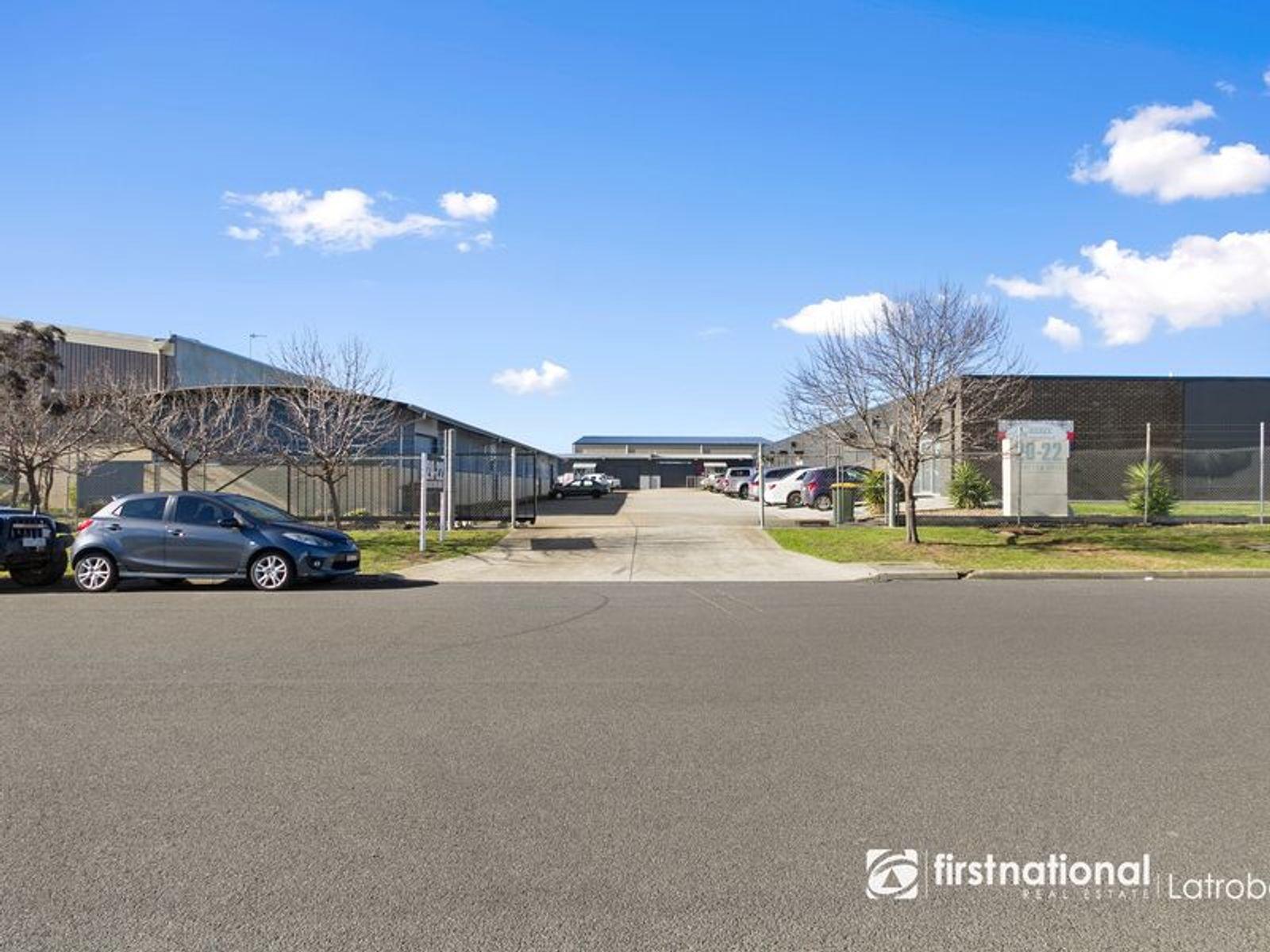 4/20-22 Stratton Drive, Traralgon, VIC 3844