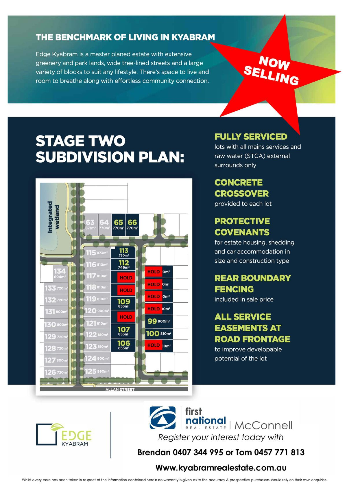 Stage 2 - 441 Allan Street, Kyabram, VIC 3620