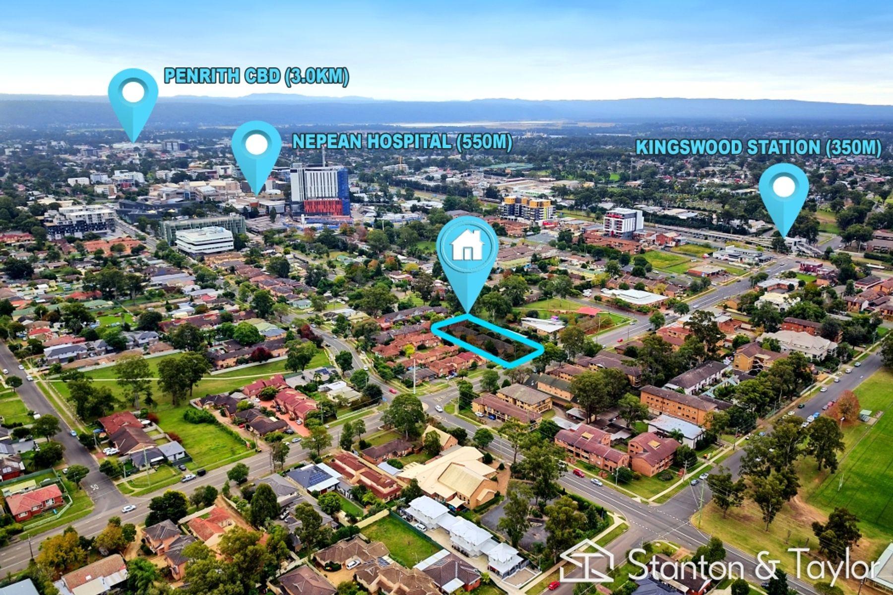 21/29-35 Bringelly Road, Kingswood, NSW 2747