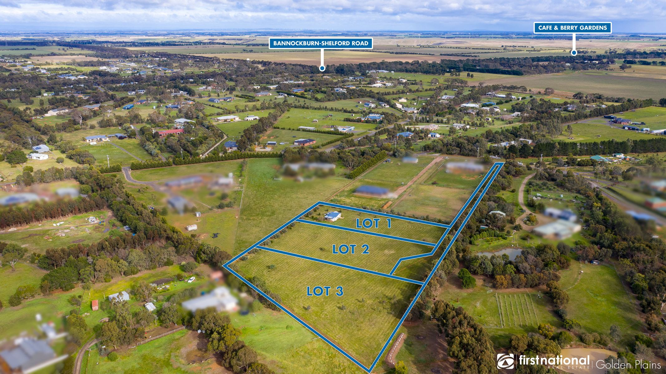 Lot 3, 120 Eagle Court, Teesdale, VIC 3328