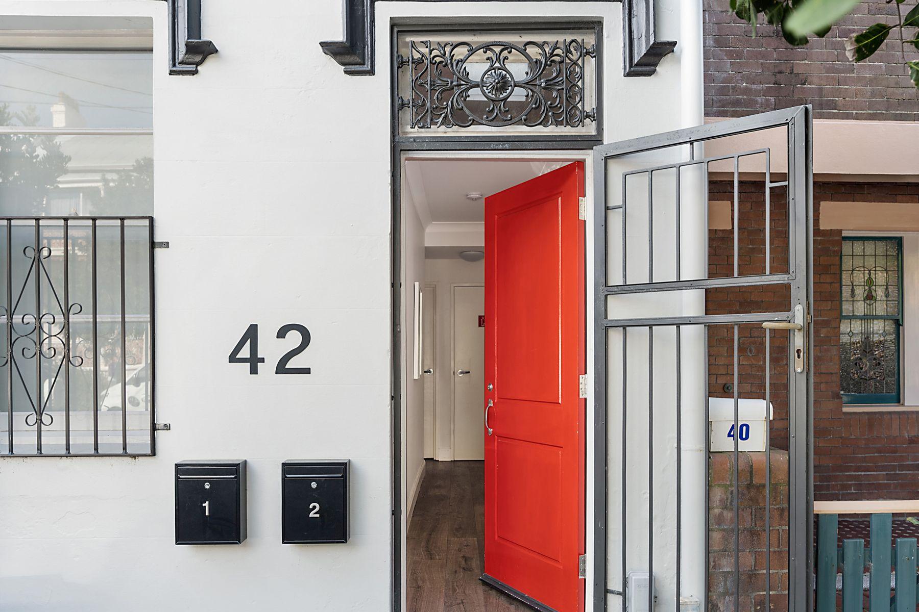 2/42 Tyrrell Street, The Hill, NSW 2300