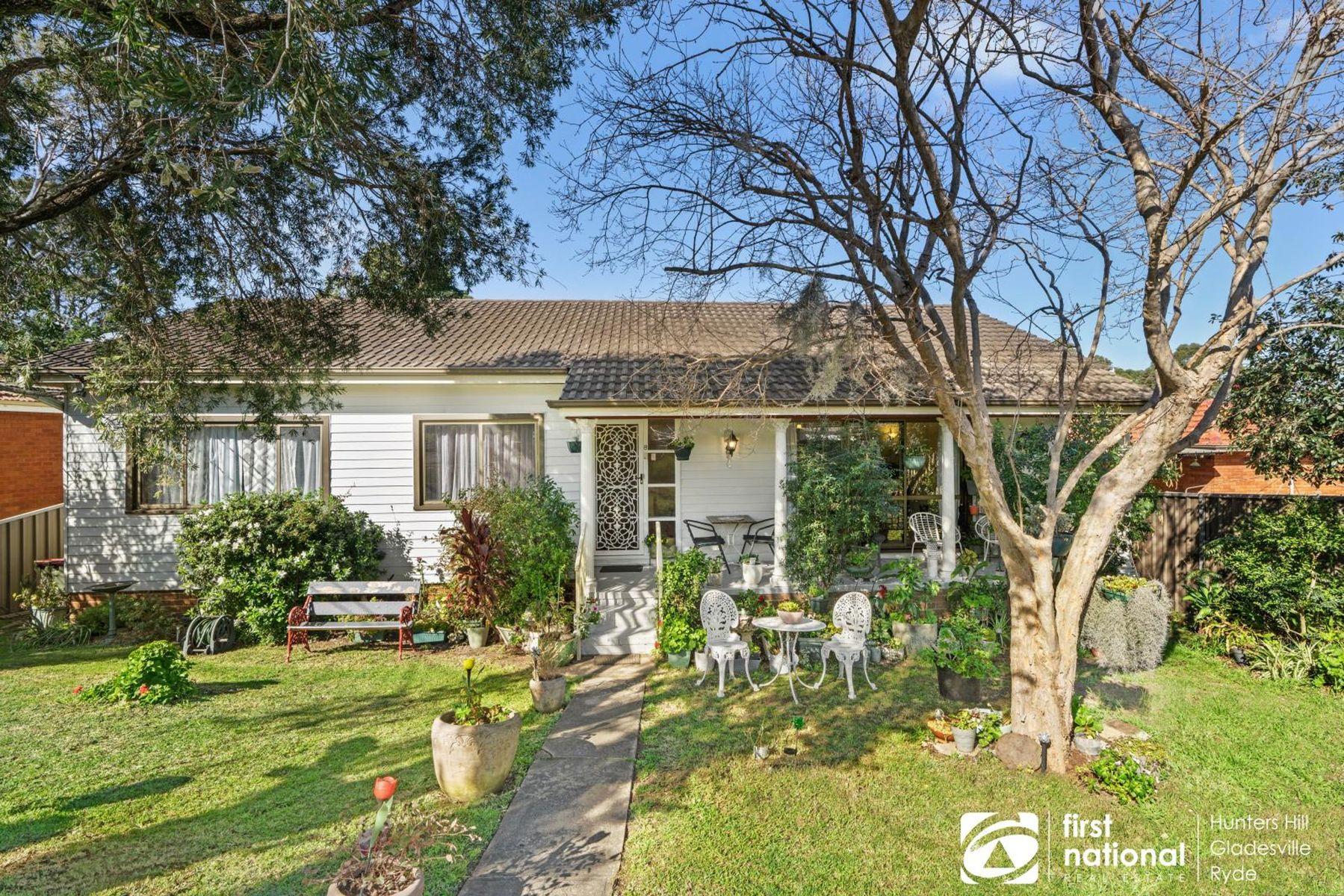 8 Betola Street, Ryde, NSW 2112