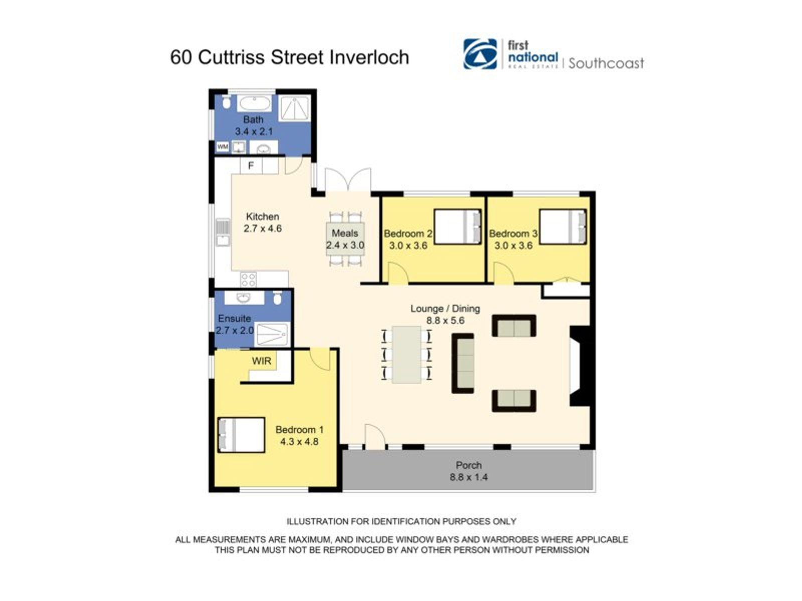 60 Cuttriss Street, Inverloch, VIC 3996