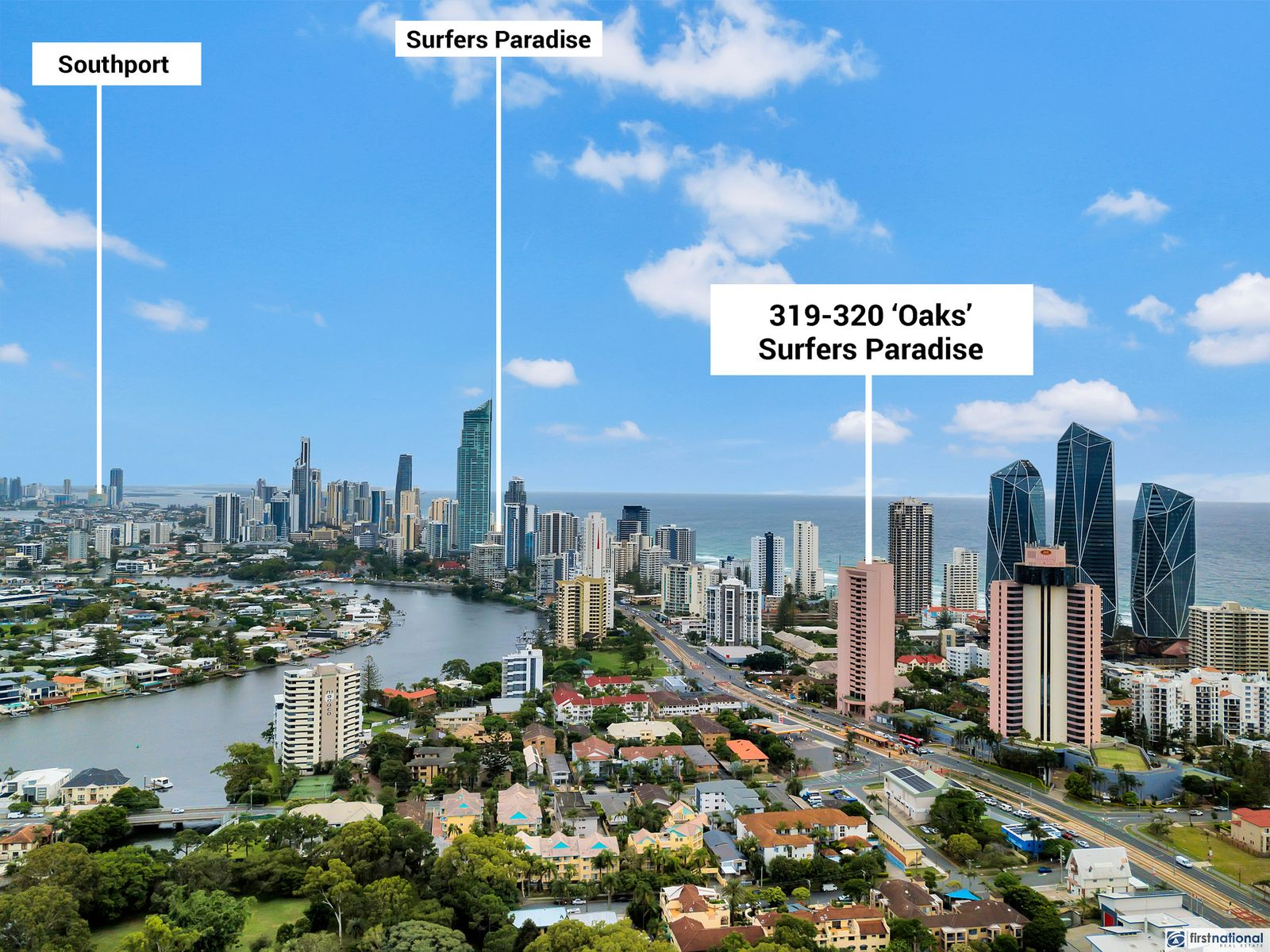 319 & 320/2801 Gold Coast Highway, Surfers Paradise, QLD 4217