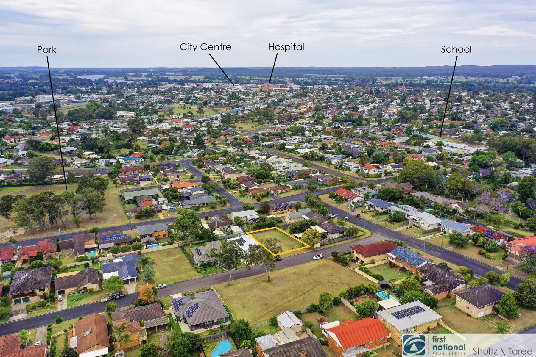 1 Kennedy Street, Taree, NSW 2430