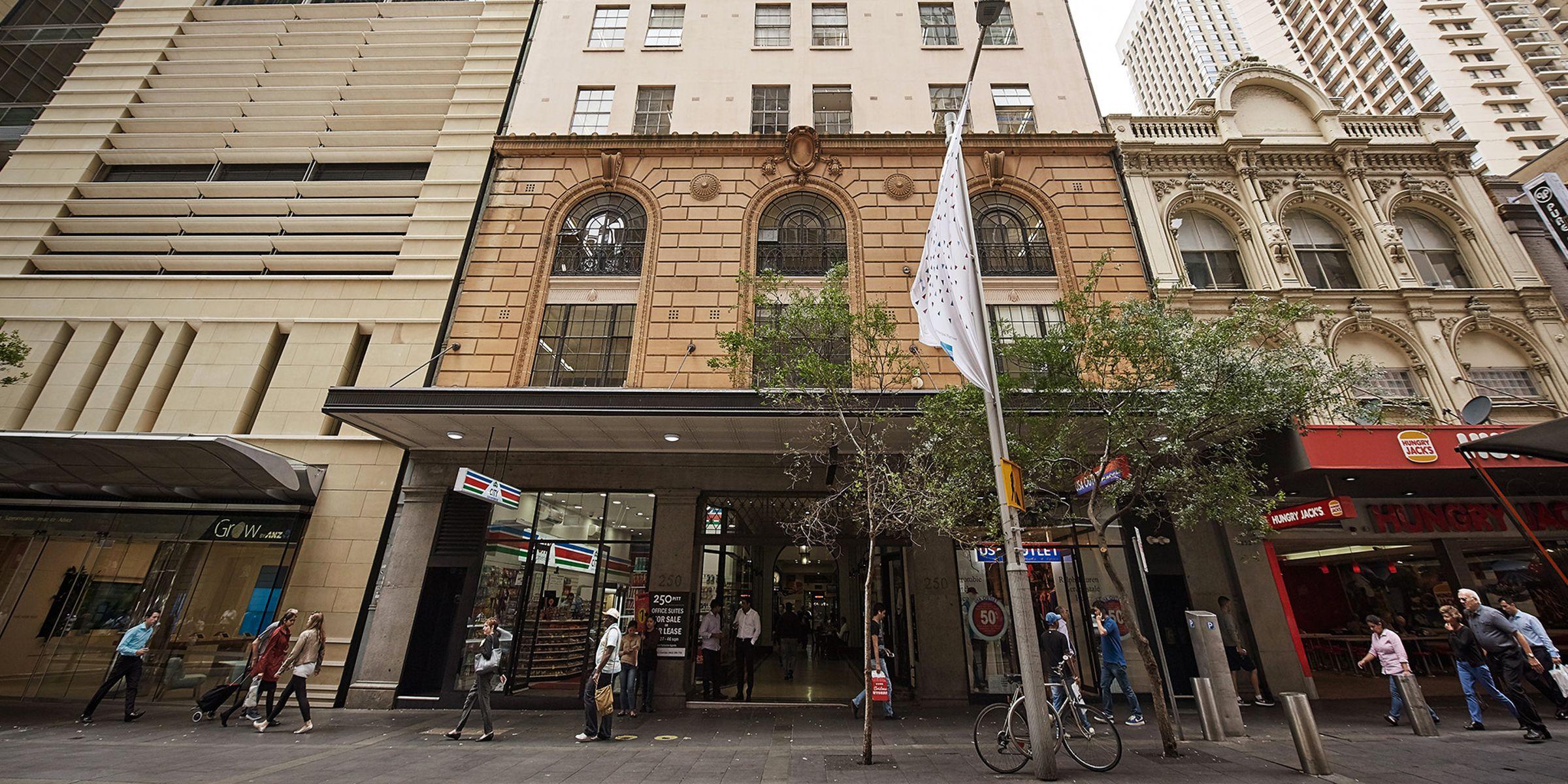 1001/250 Pitt Street, Sydney, NSW 2000