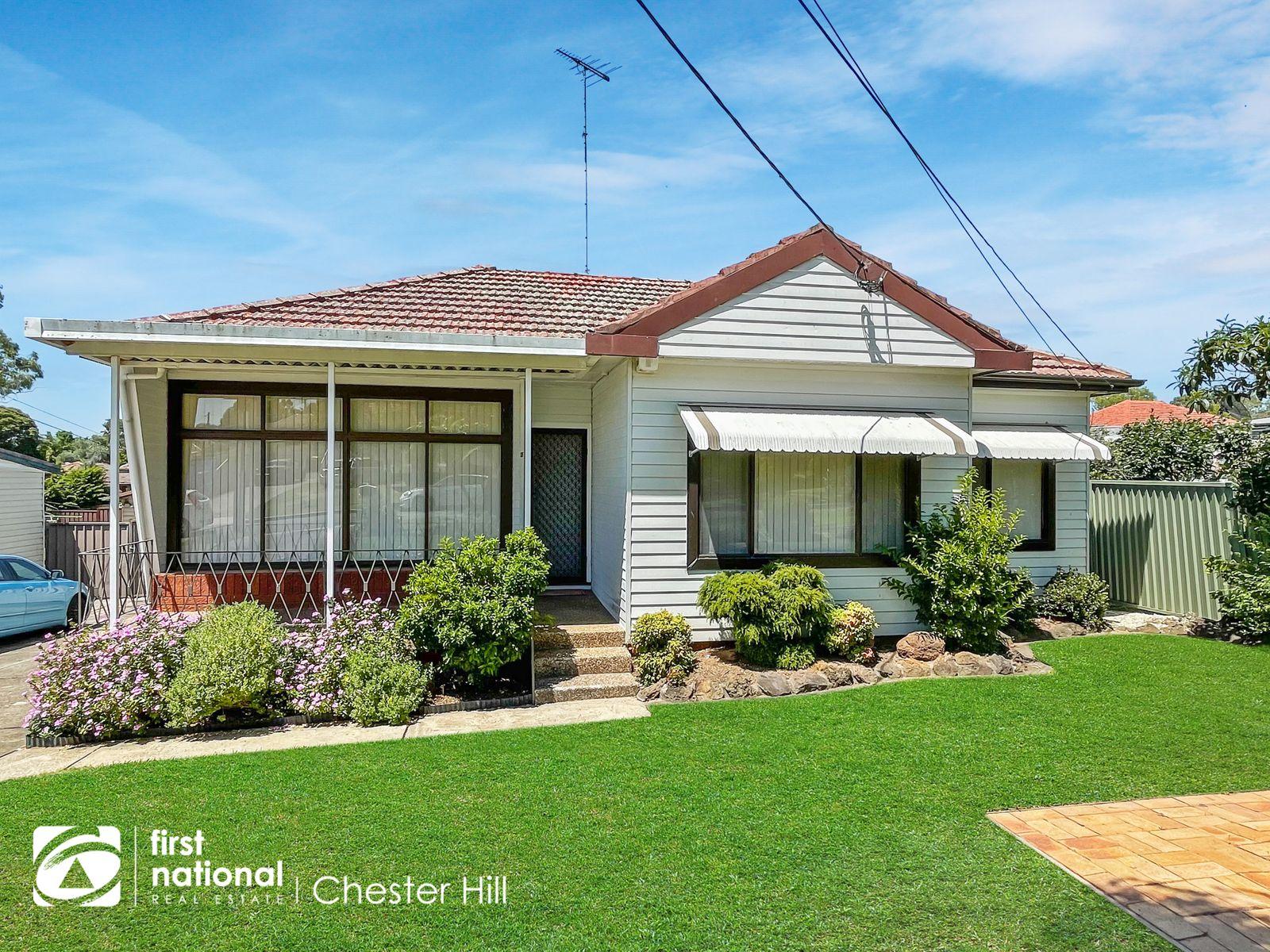 2 Burton Avenue, Chester Hill, NSW 2162