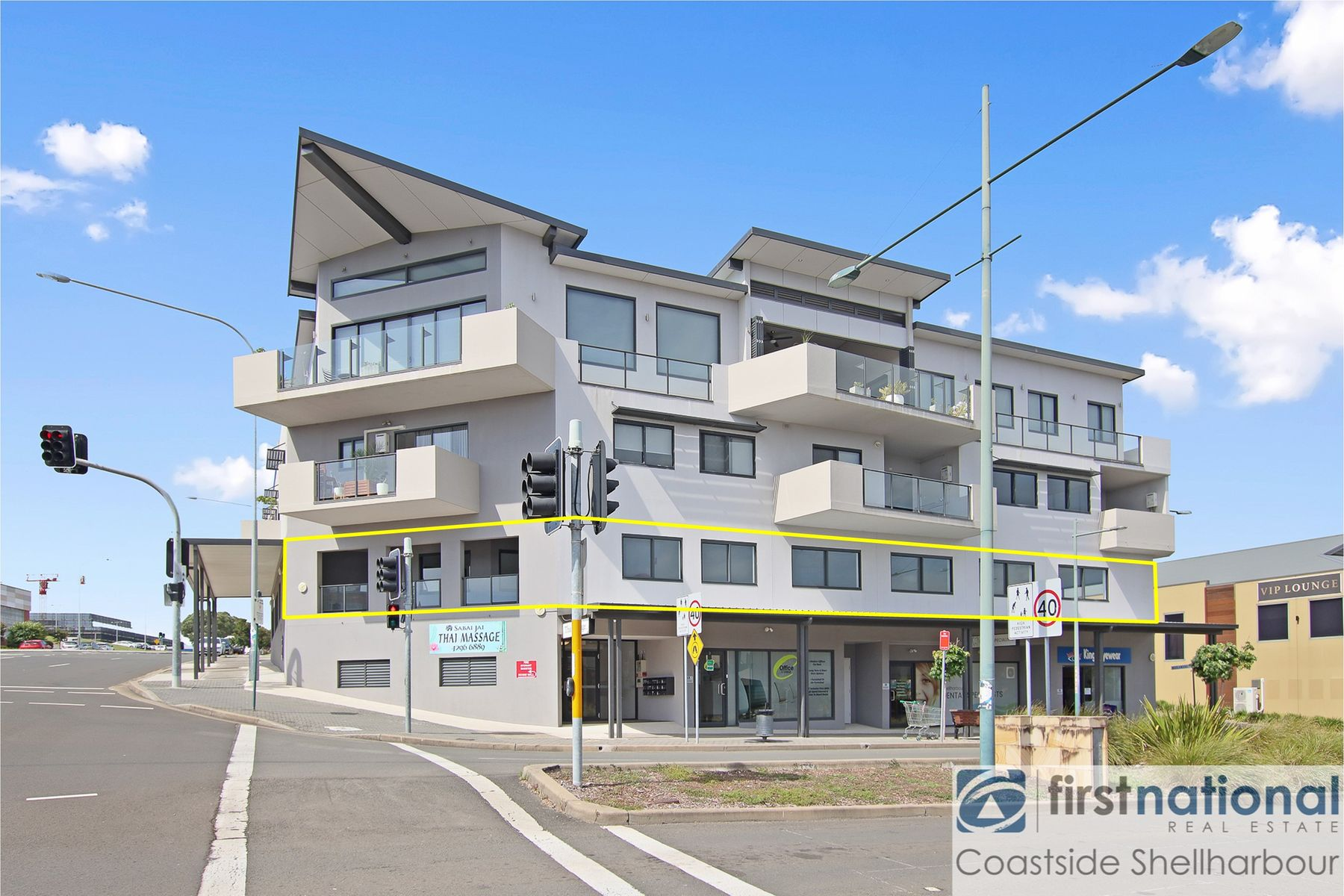 6/1 Memorial Drive, Shellharbour City Centre, NSW 2529