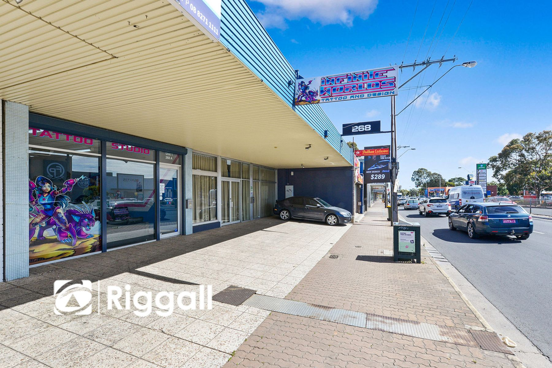 Unit 1, 268a Main North Road, Prospect, SA 5082