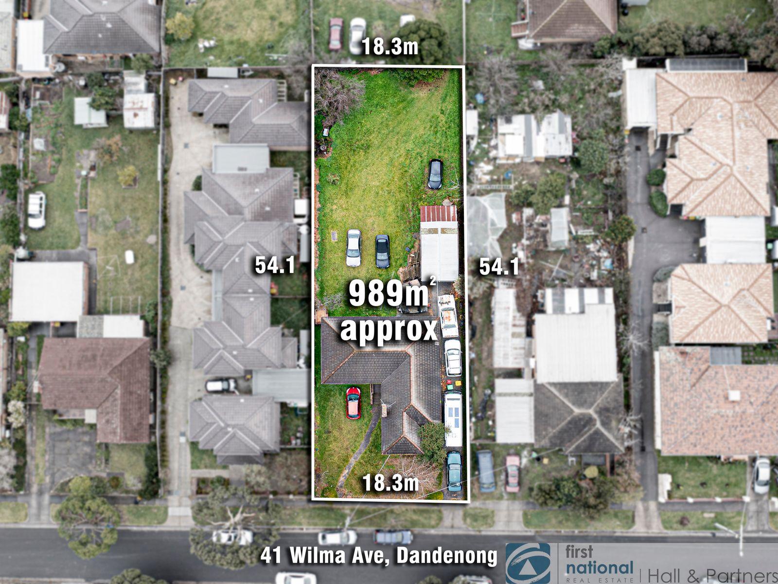 41 Wilma Avenue, Dandenong, VIC 3175