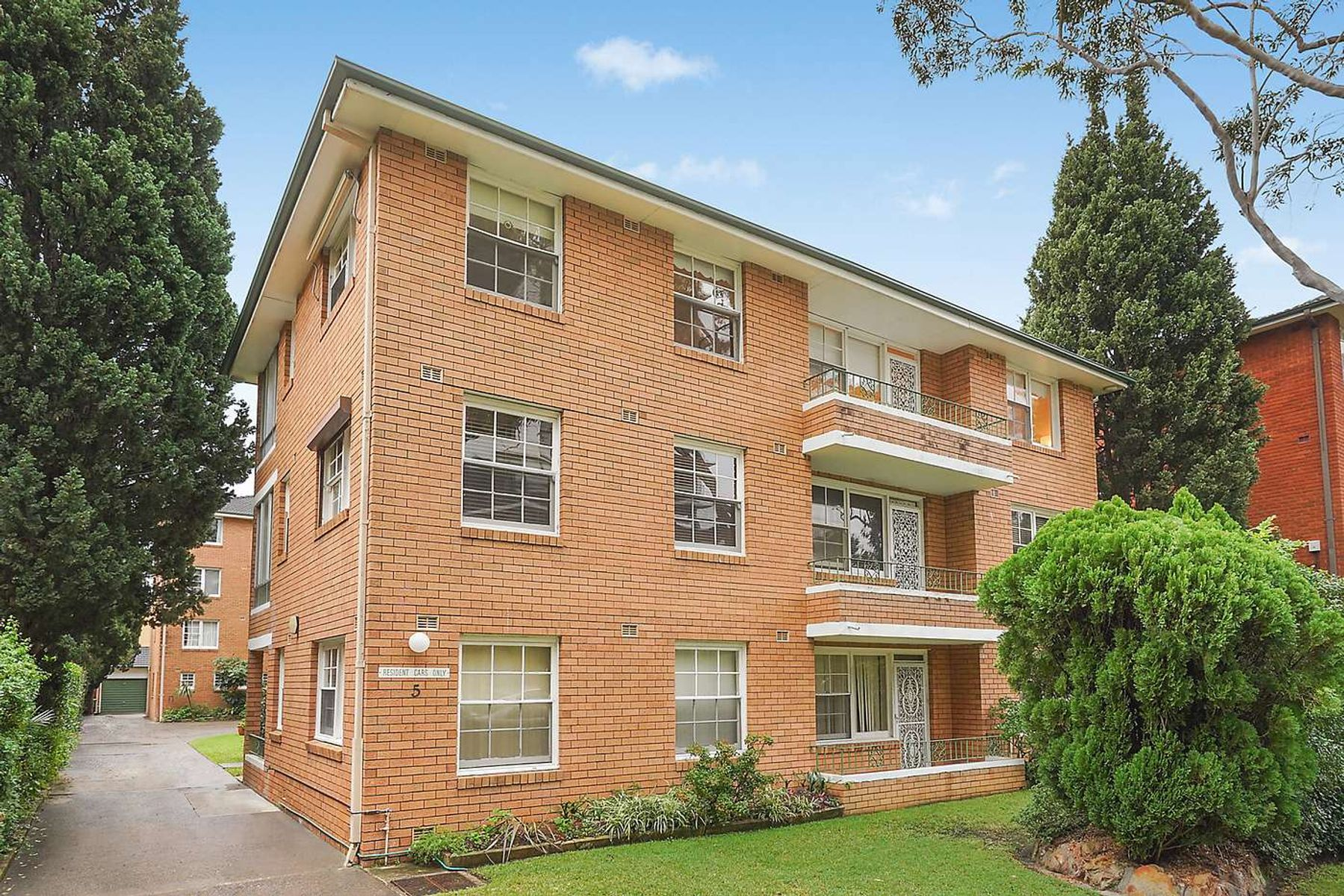 8/5 Chester Street, Epping, NSW 2121