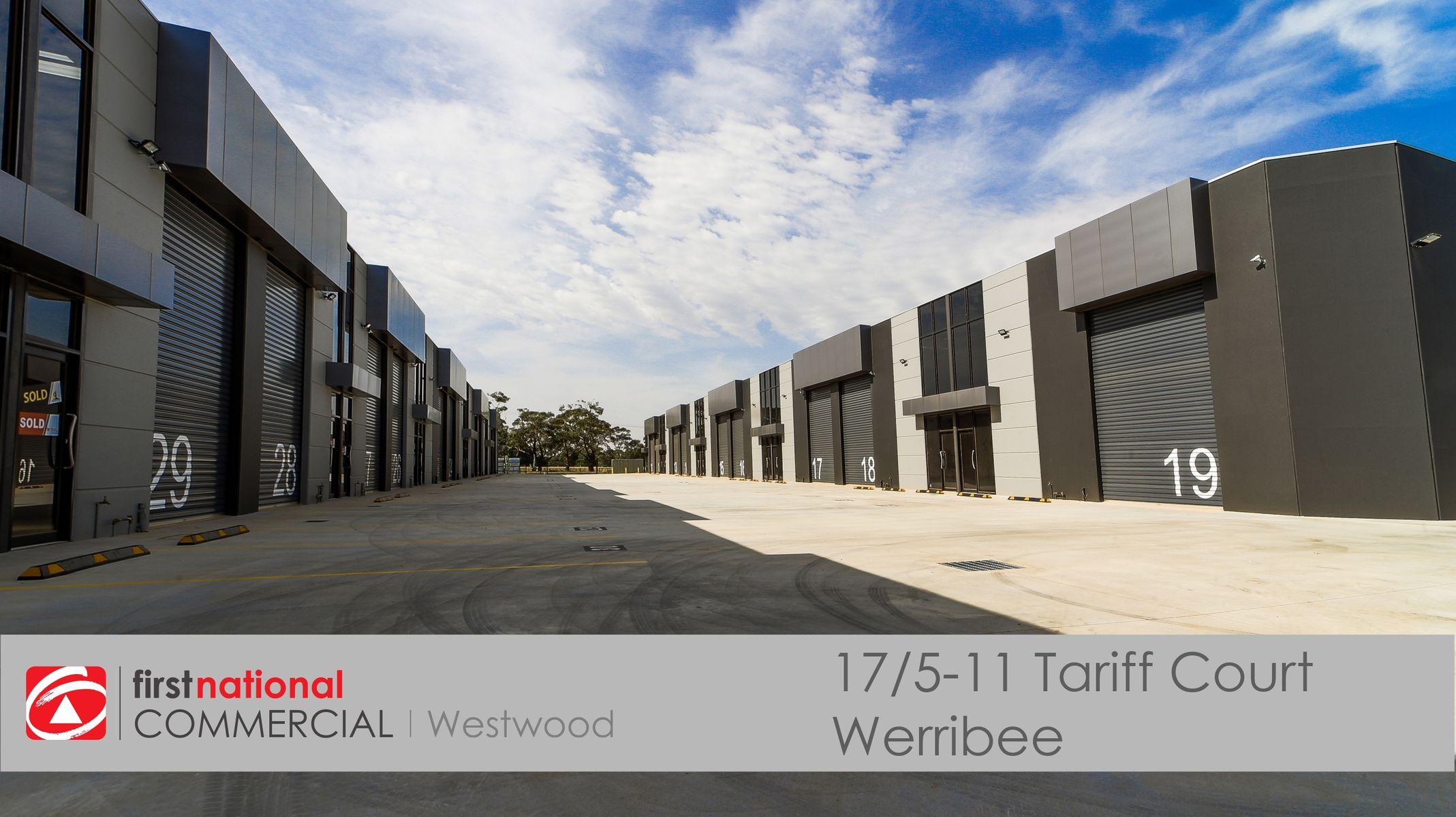 17/5-11 Tariff Court, Werribee, VIC 3030