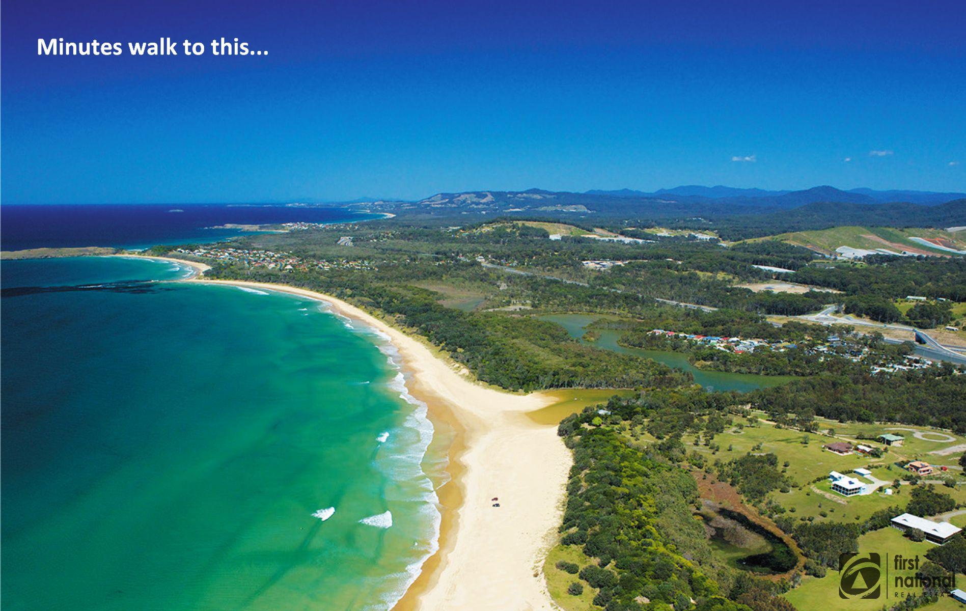 Lot 203 Woopi Beach Estate, Woolgoolga, NSW 2456