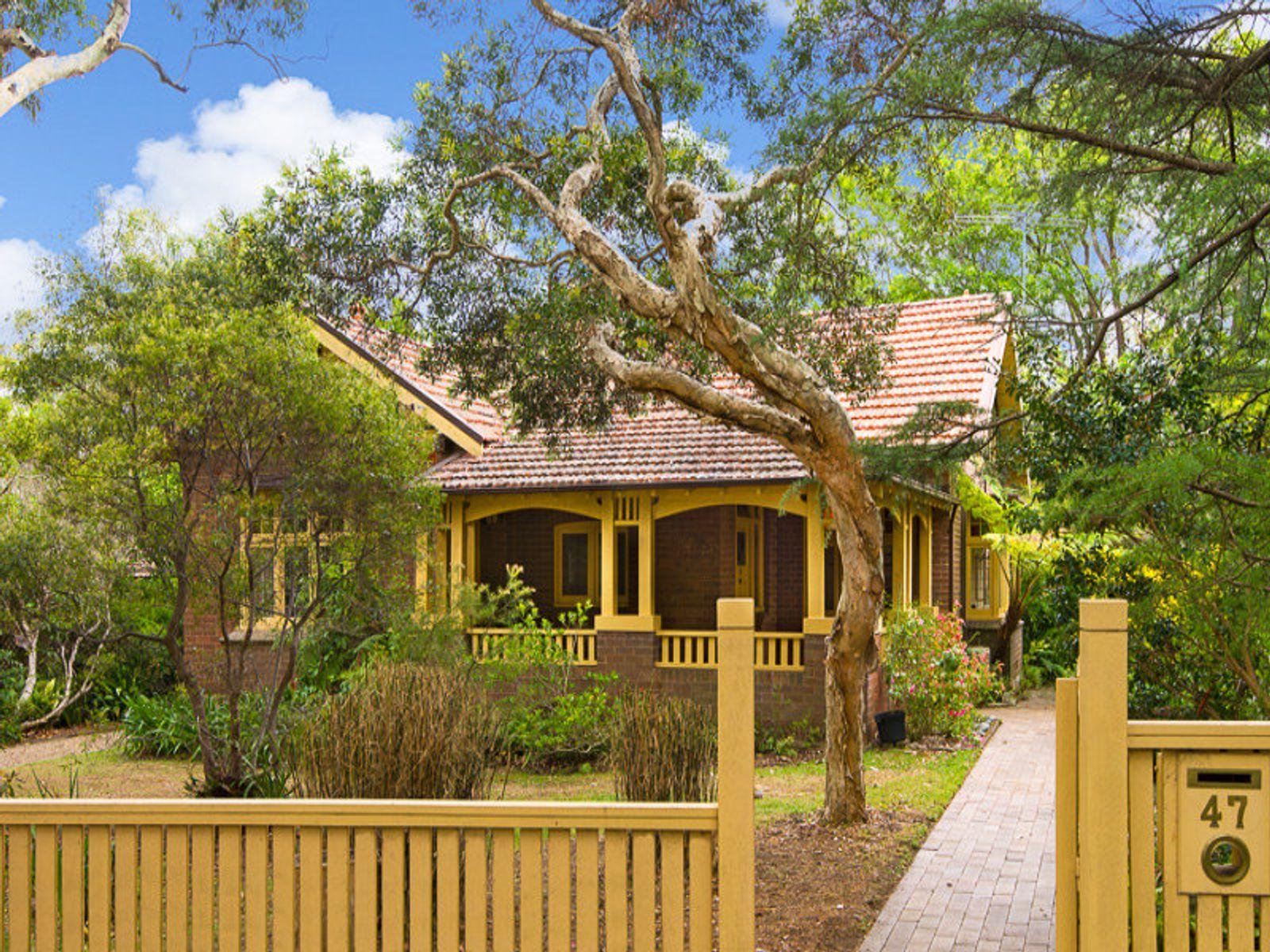 47 St Johns Avenue, Gordon, NSW 2072