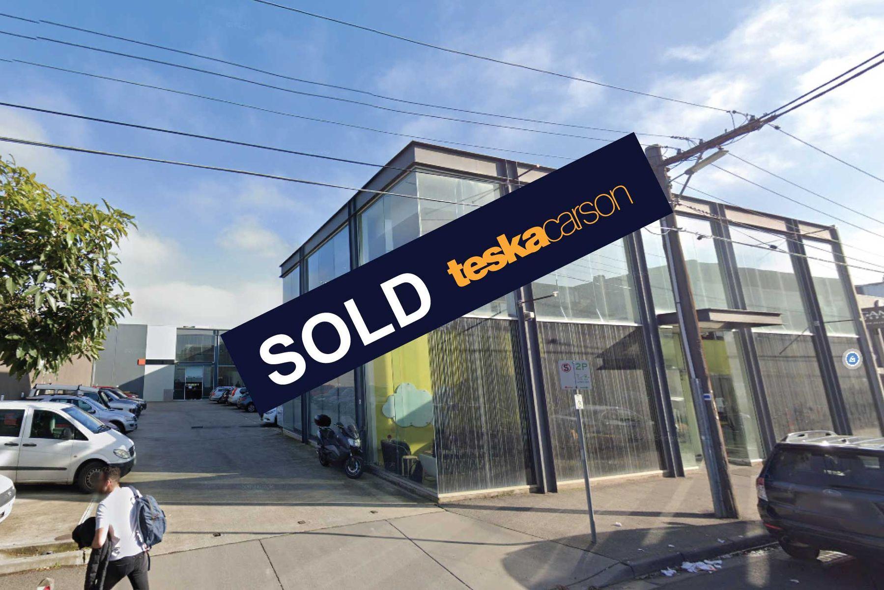 Sold Banner   122 130 Cremorne St
