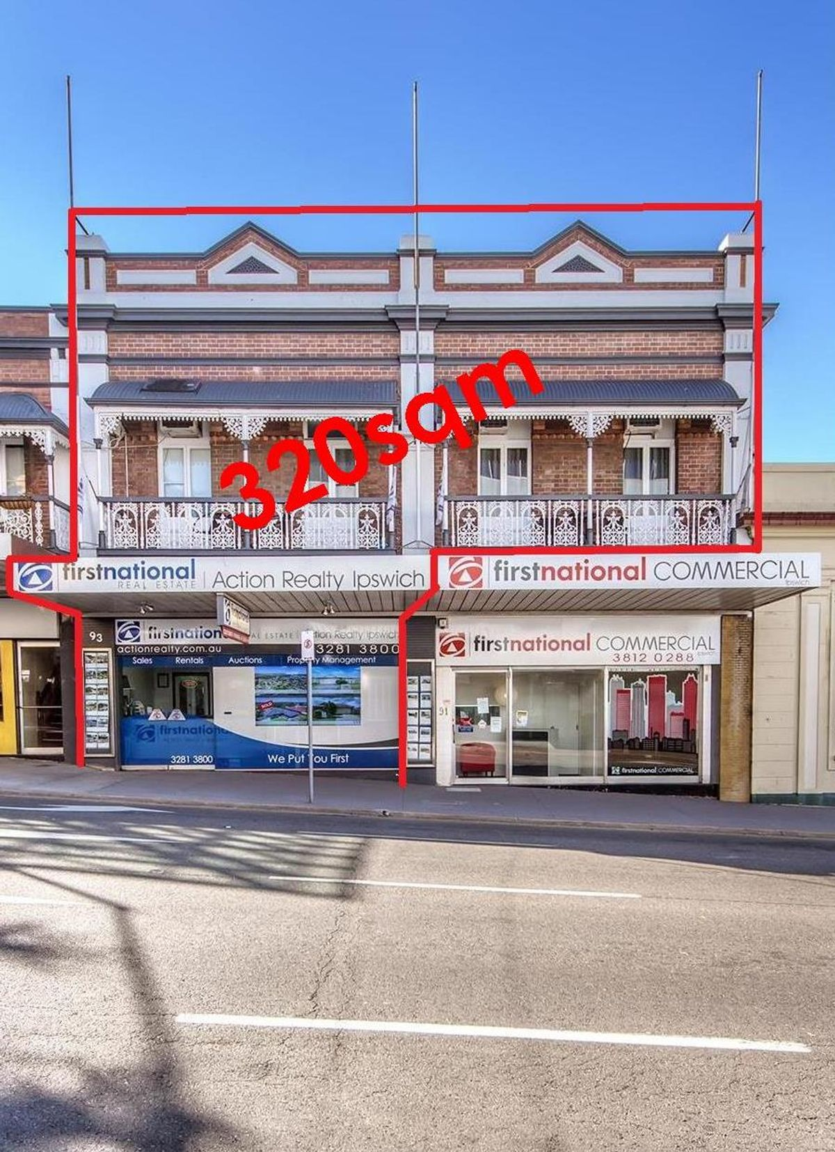 93 Brisbane Street, Ipswich, QLD 4305