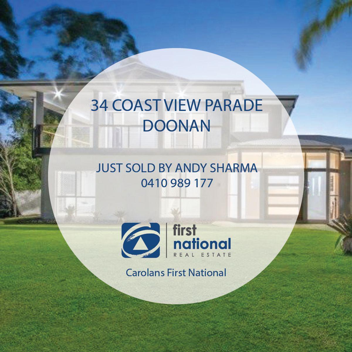 34 Coast View Parade, Doonan, QLD 4562