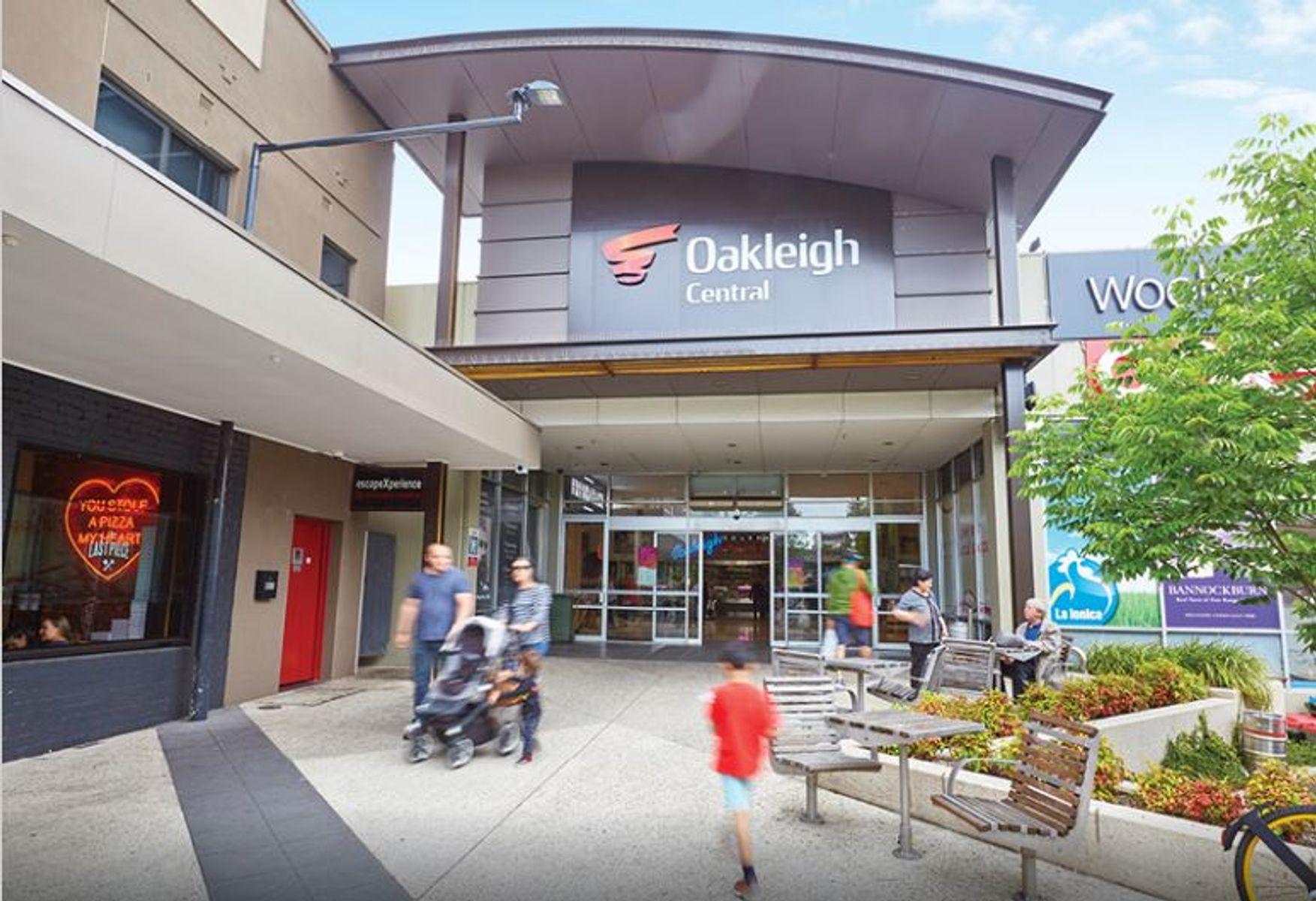 Oakleigh Shoppig Centre