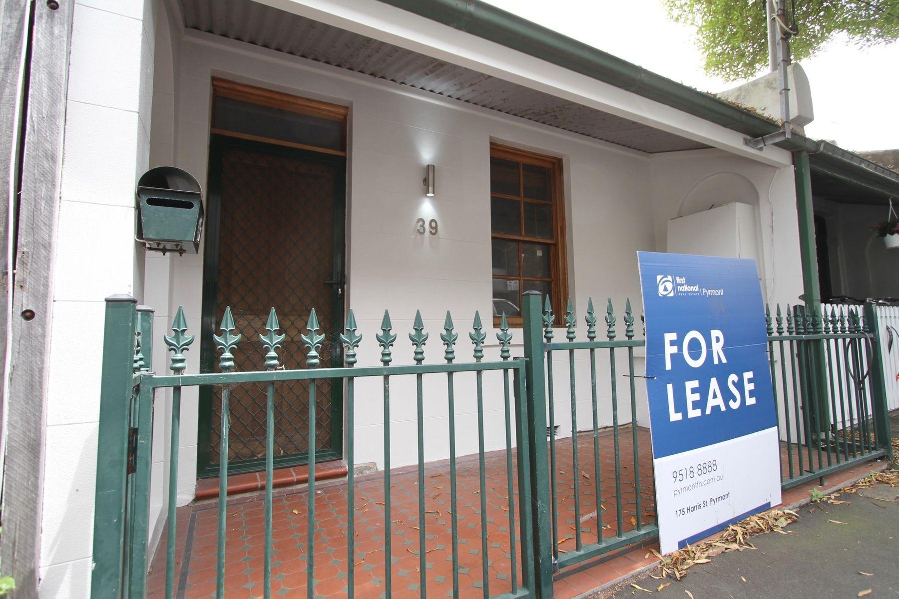 39 Little Mount Street, Pyrmont, NSW 2009