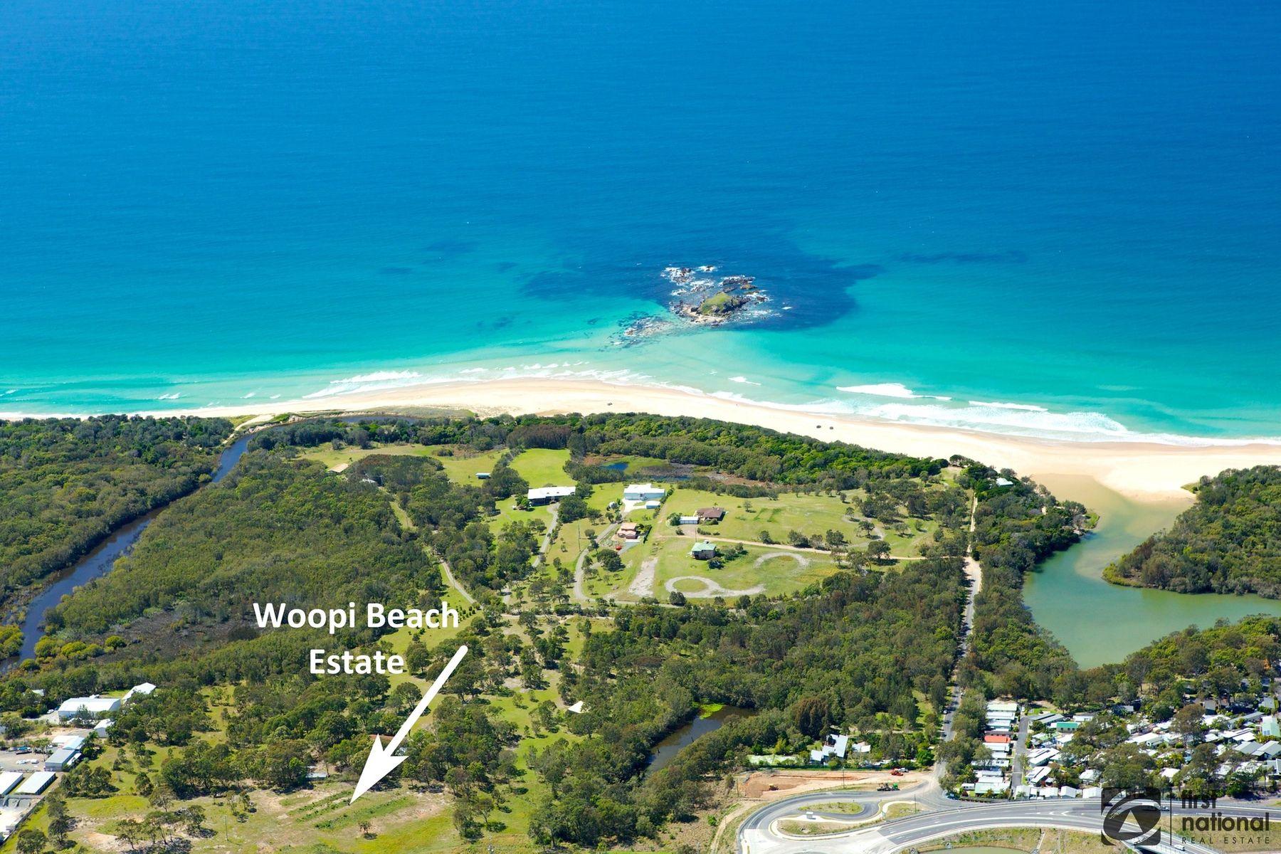 Lot 401 Woopi Beach Estate, Woolgoolga, NSW 2456