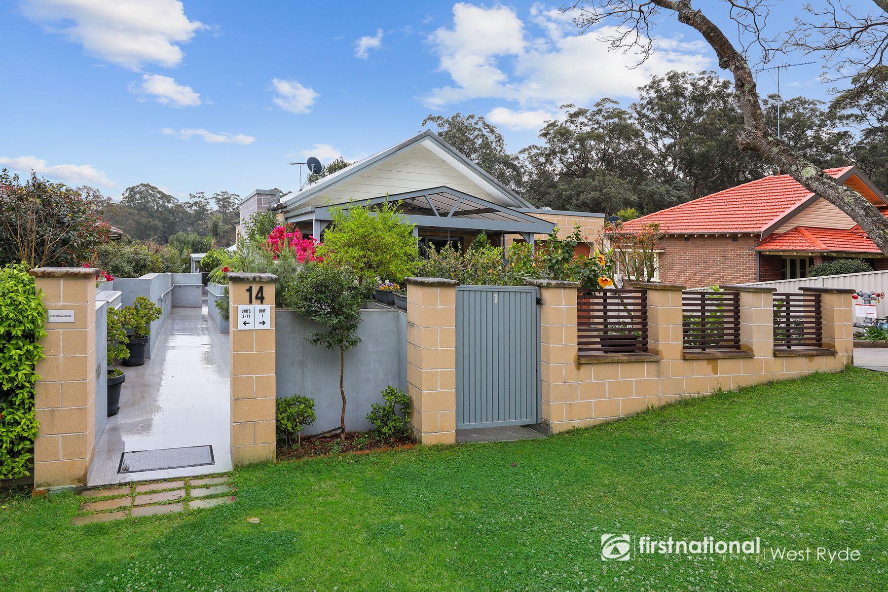 11/14 Marlow Avenue, Denistone, NSW 2114