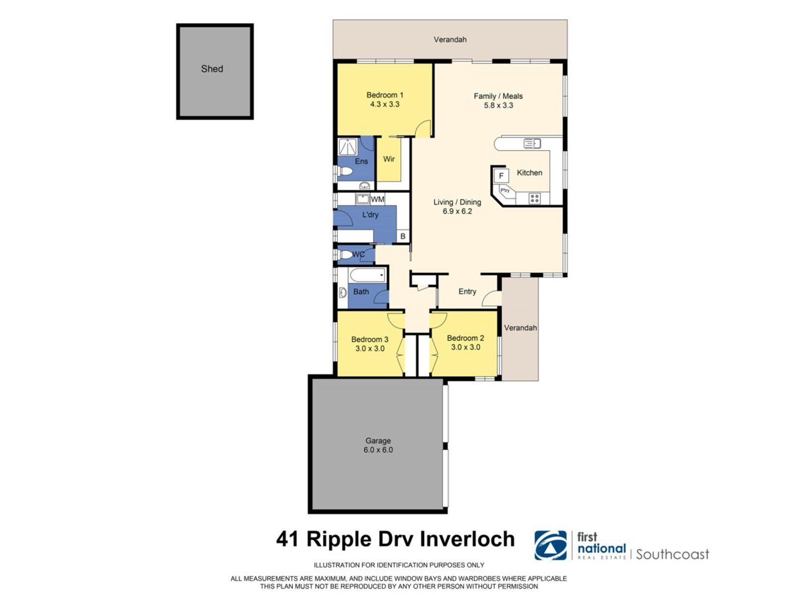 41 Ripple Drive, Inverloch, VIC 3996