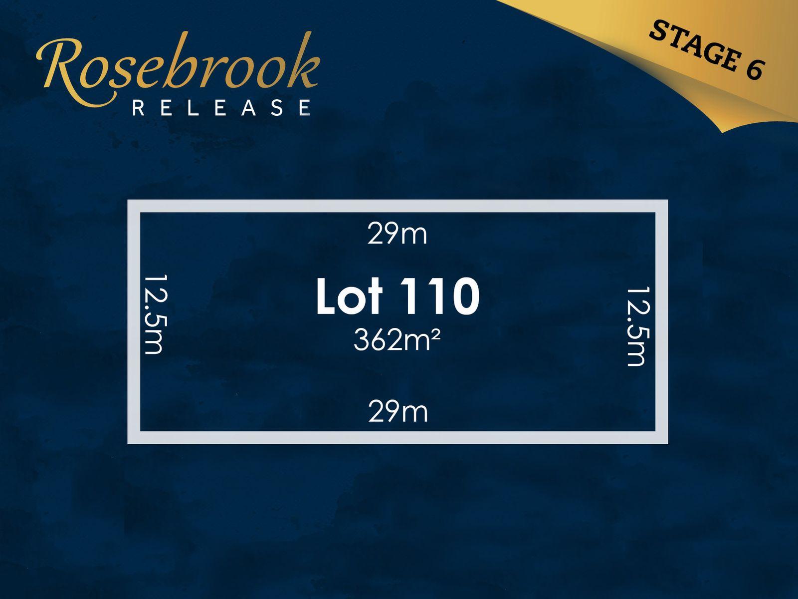 Lot/110 Rosebrook Rise, Officer, VIC 3809