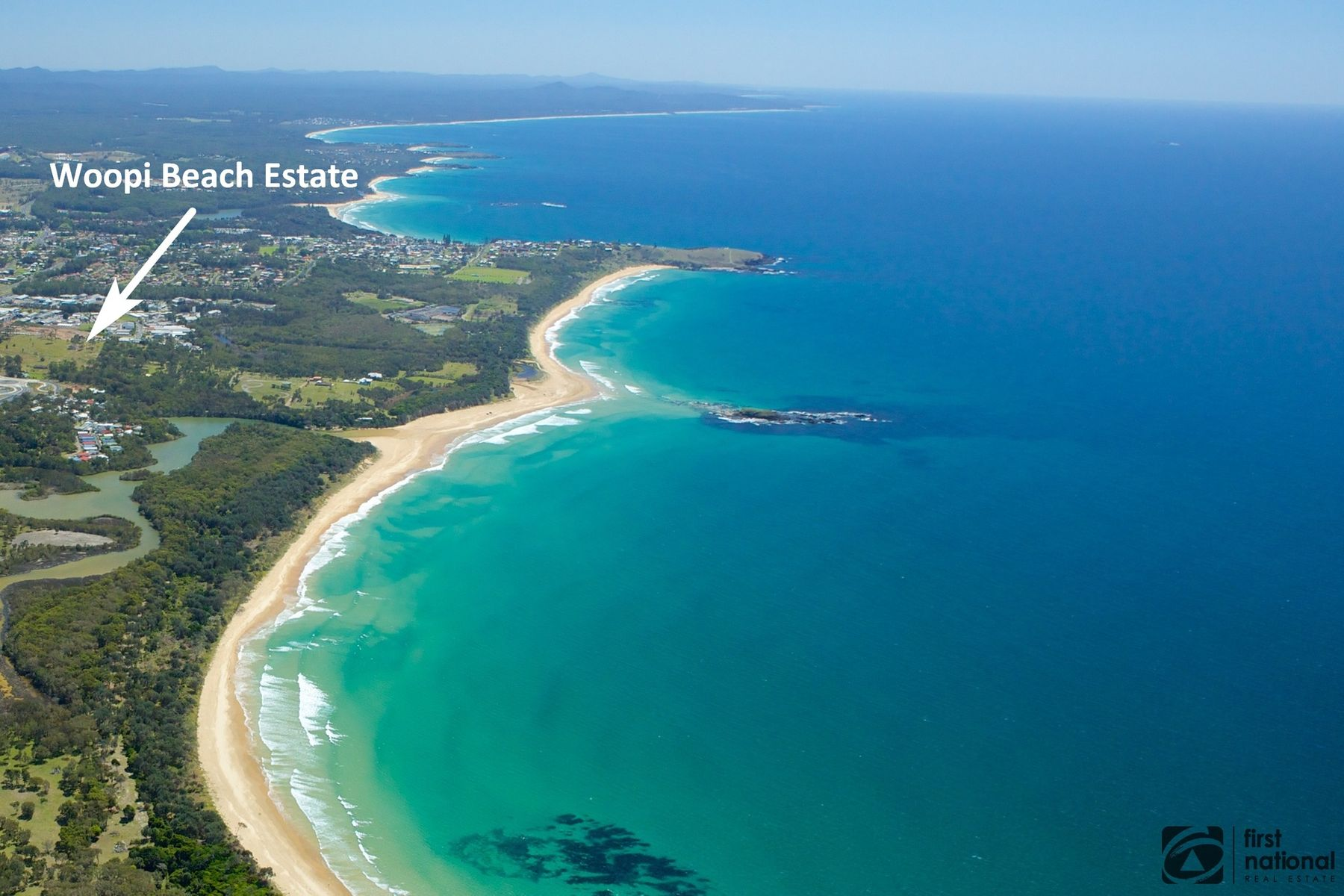 Lot 410 Woopi Beach Estate, Woolgoolga, NSW 2456