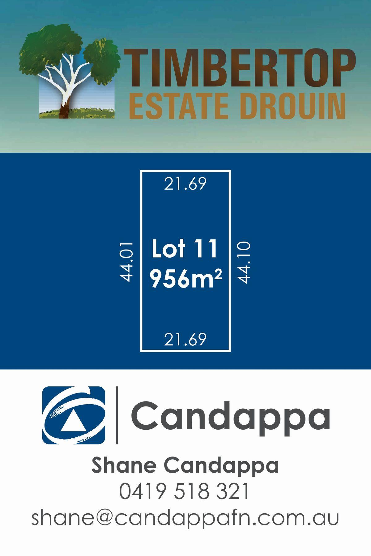23 (LOT 11) Timbertop Crescent, Drouin, VIC 3818